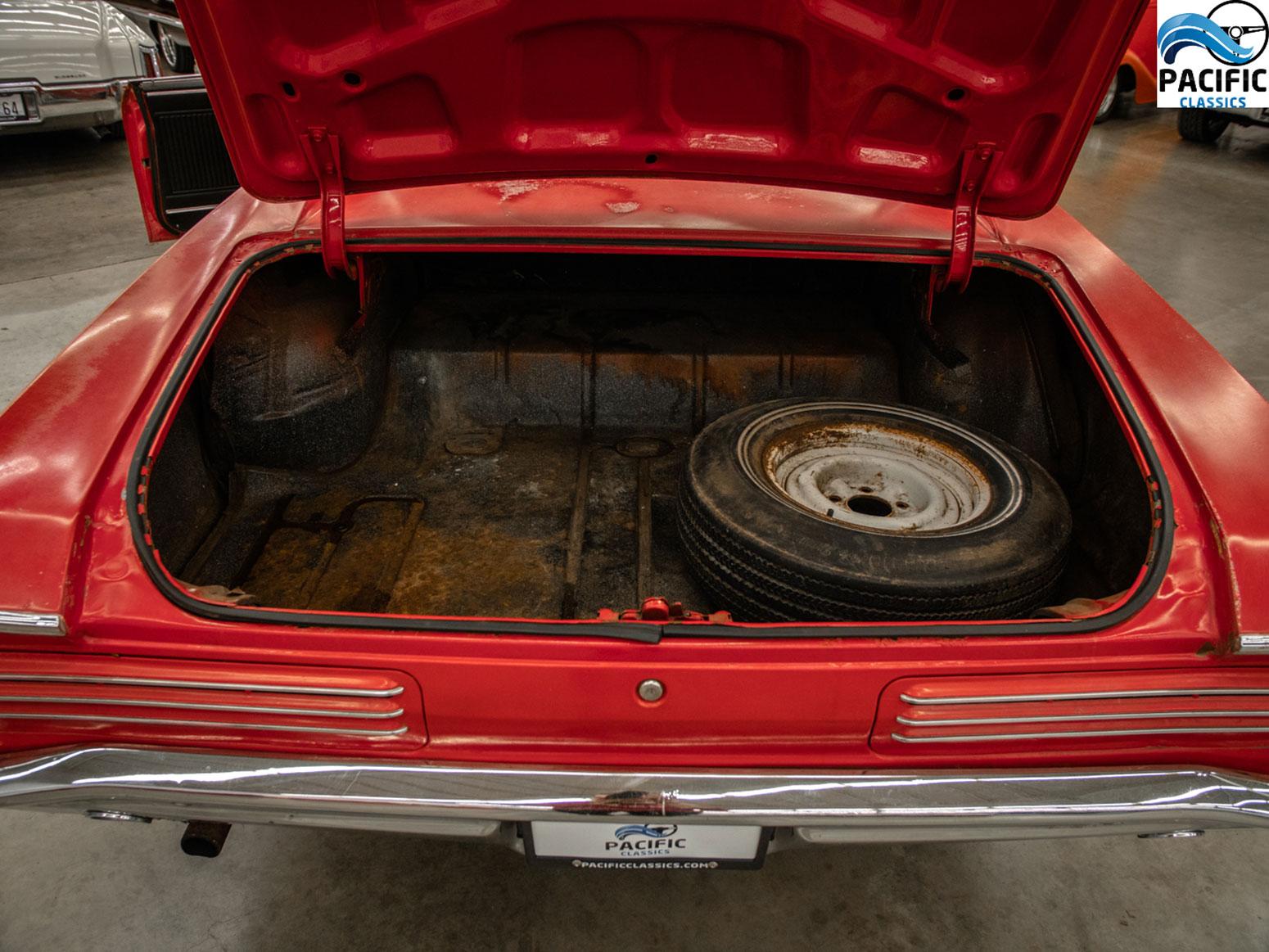 1966 GTO CLONE