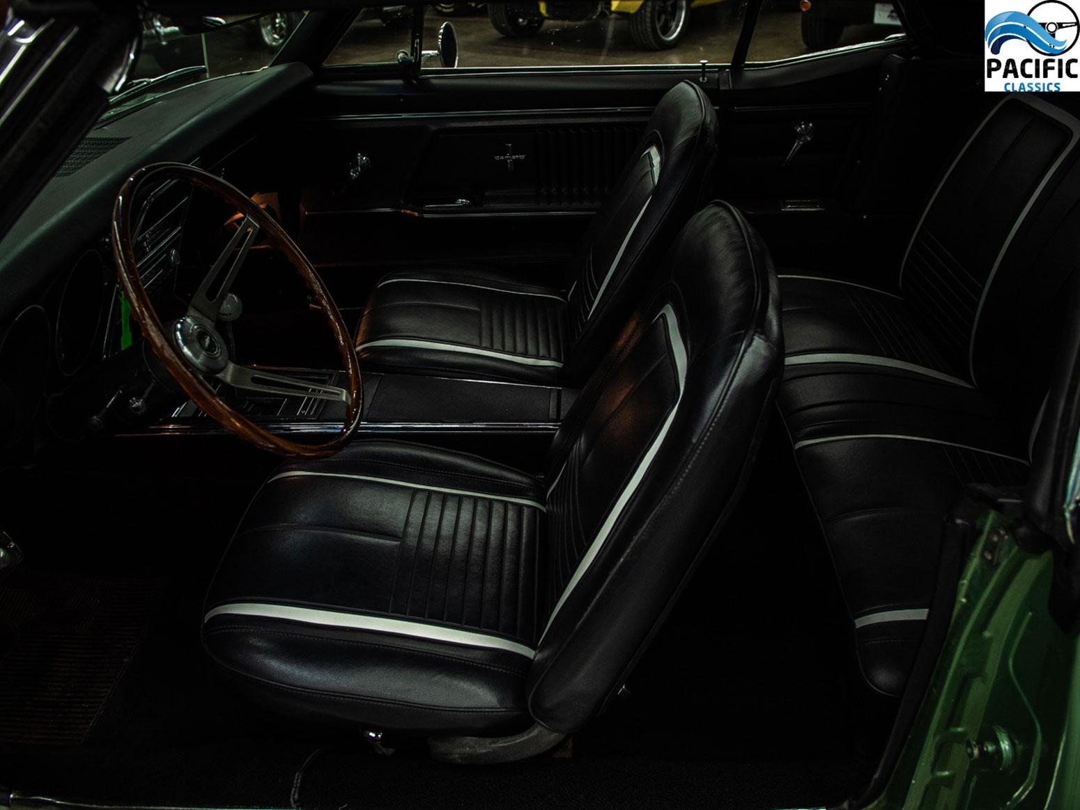 1967 Rally Sport Convertible
