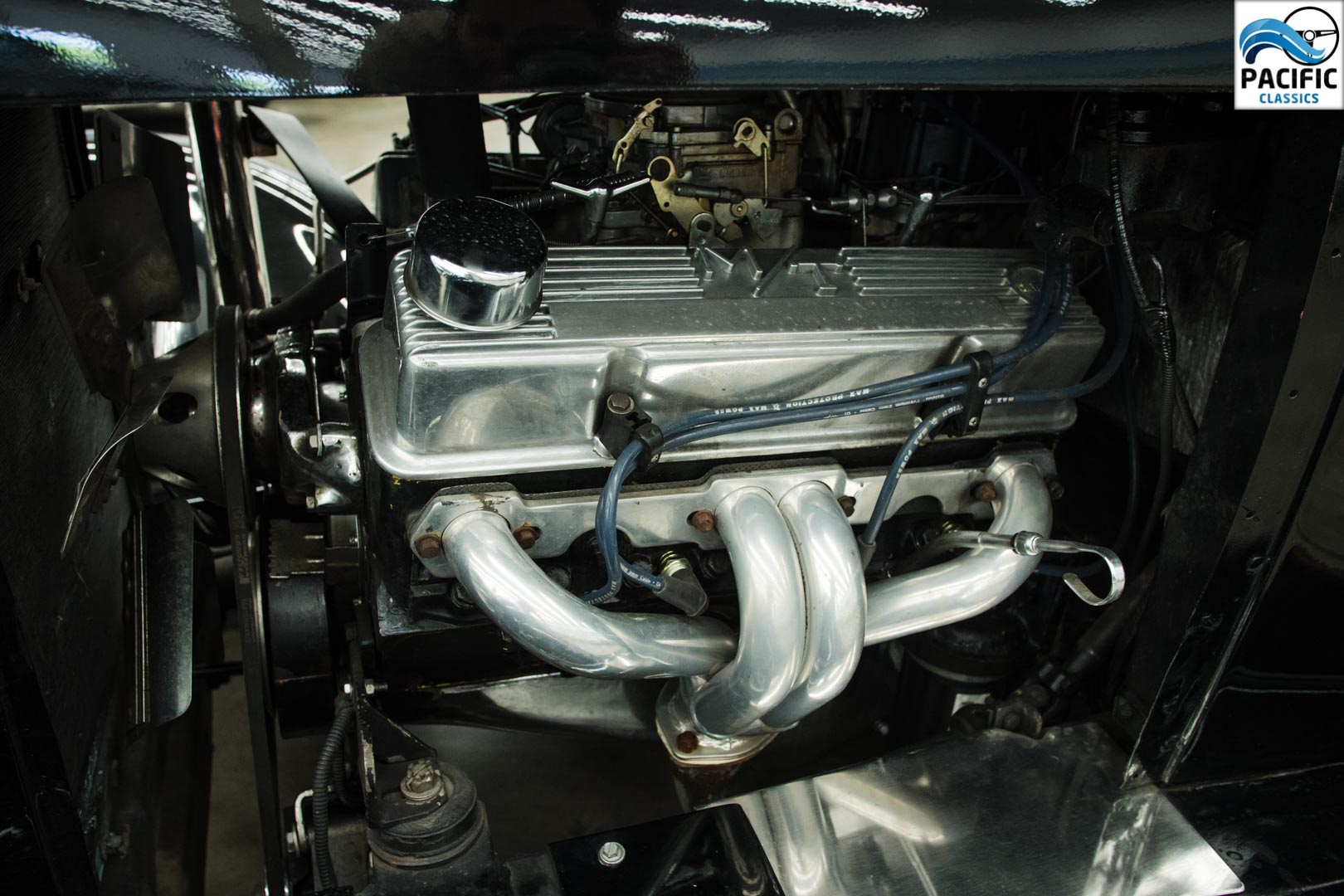 1929 Ford DR Sedan