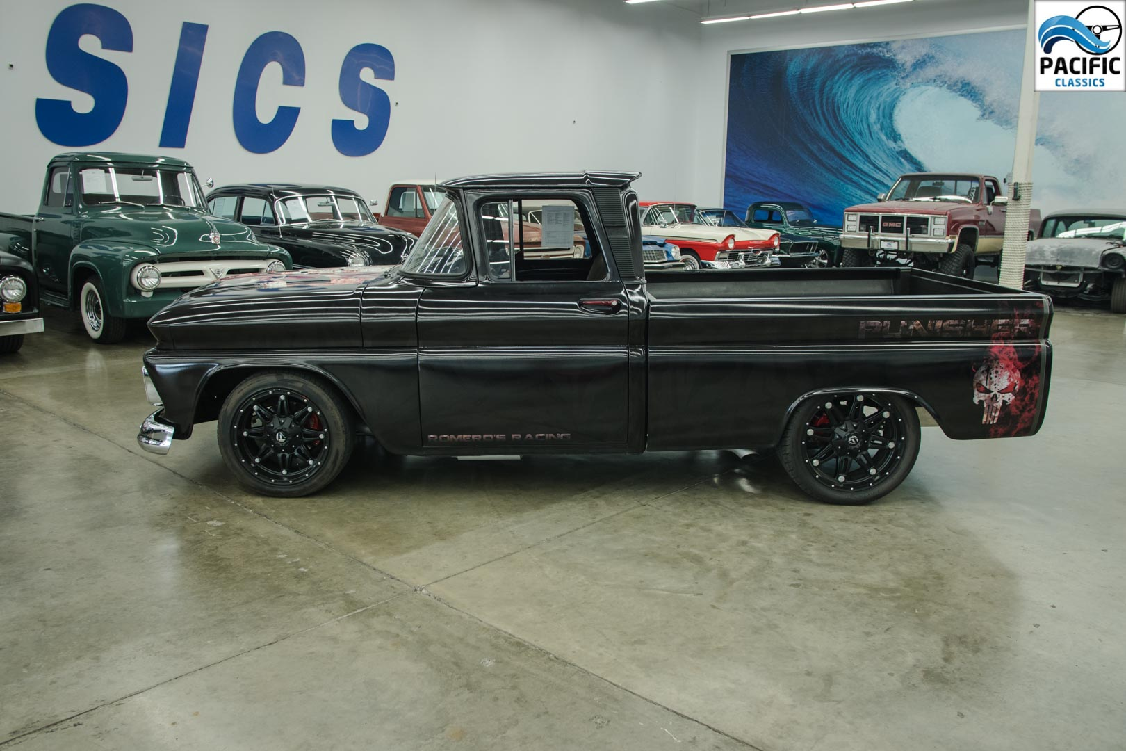 1961 Chevrolet Shortbox PU
