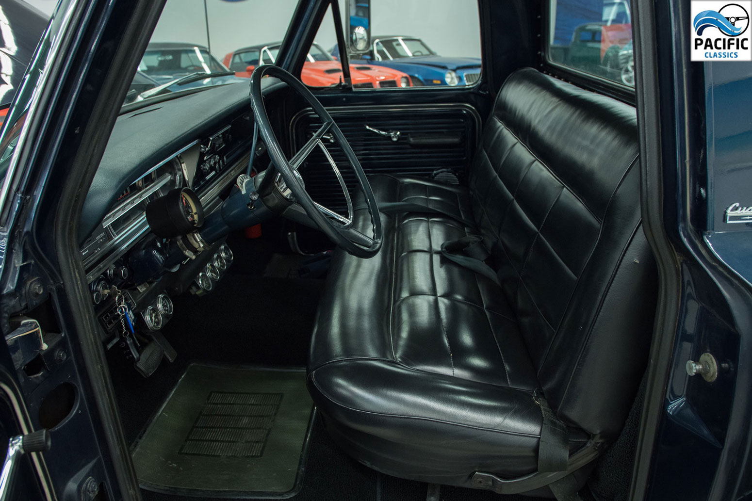 1967 Ford F250 Custom Cab