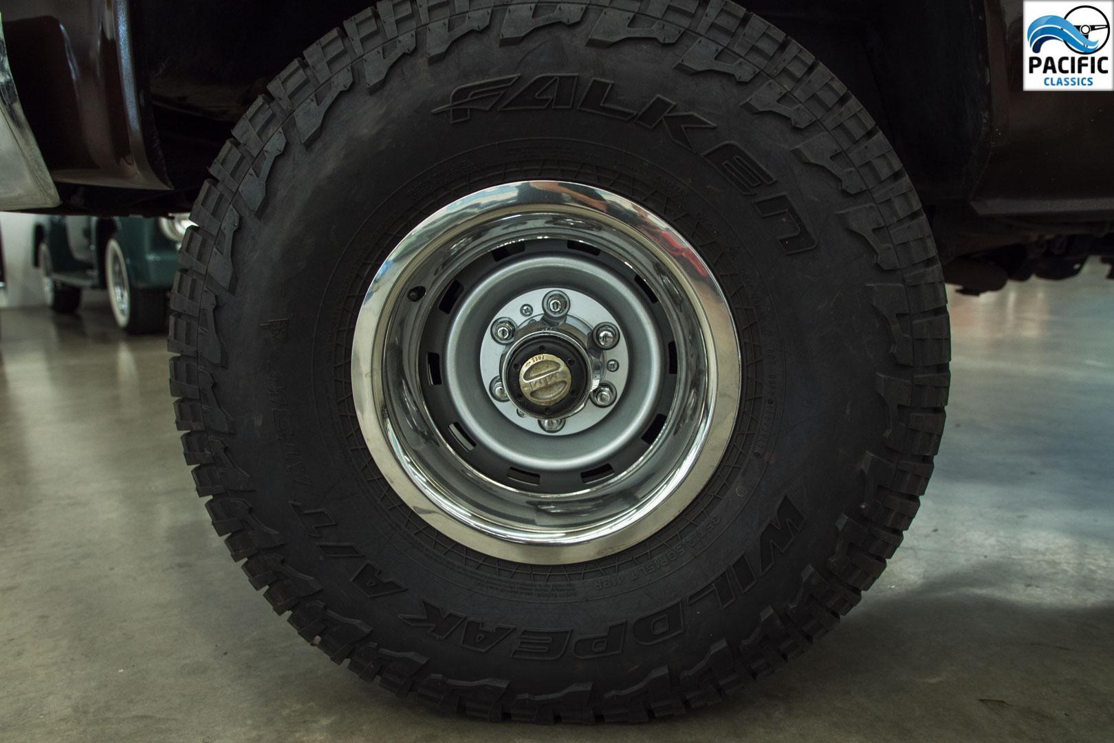 1987 Chevrolet Stepside PU