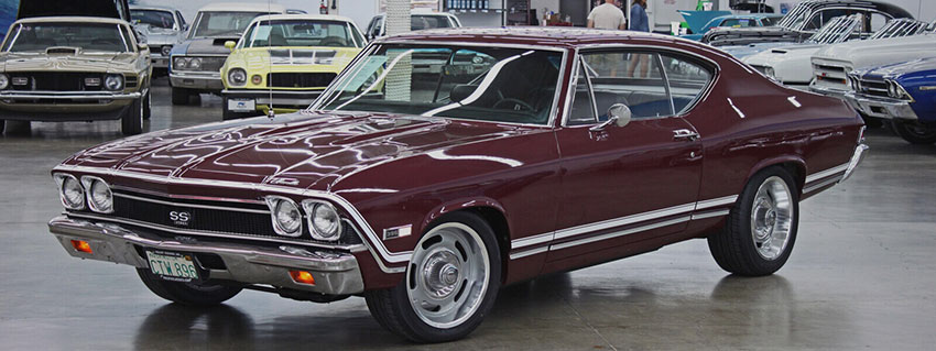 Defining a Classic Car