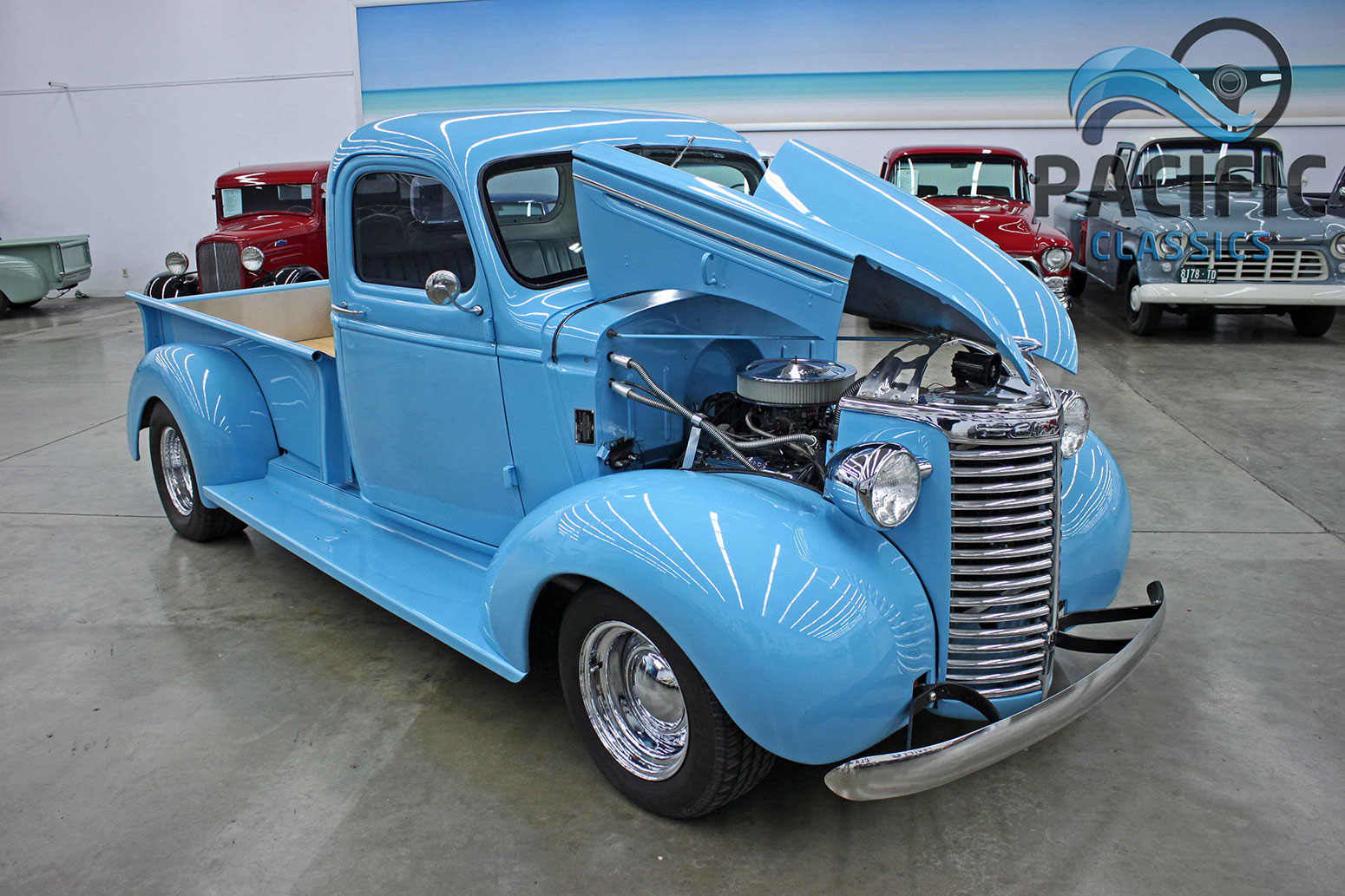1940 Chevrolet Pickup Pacific Classics