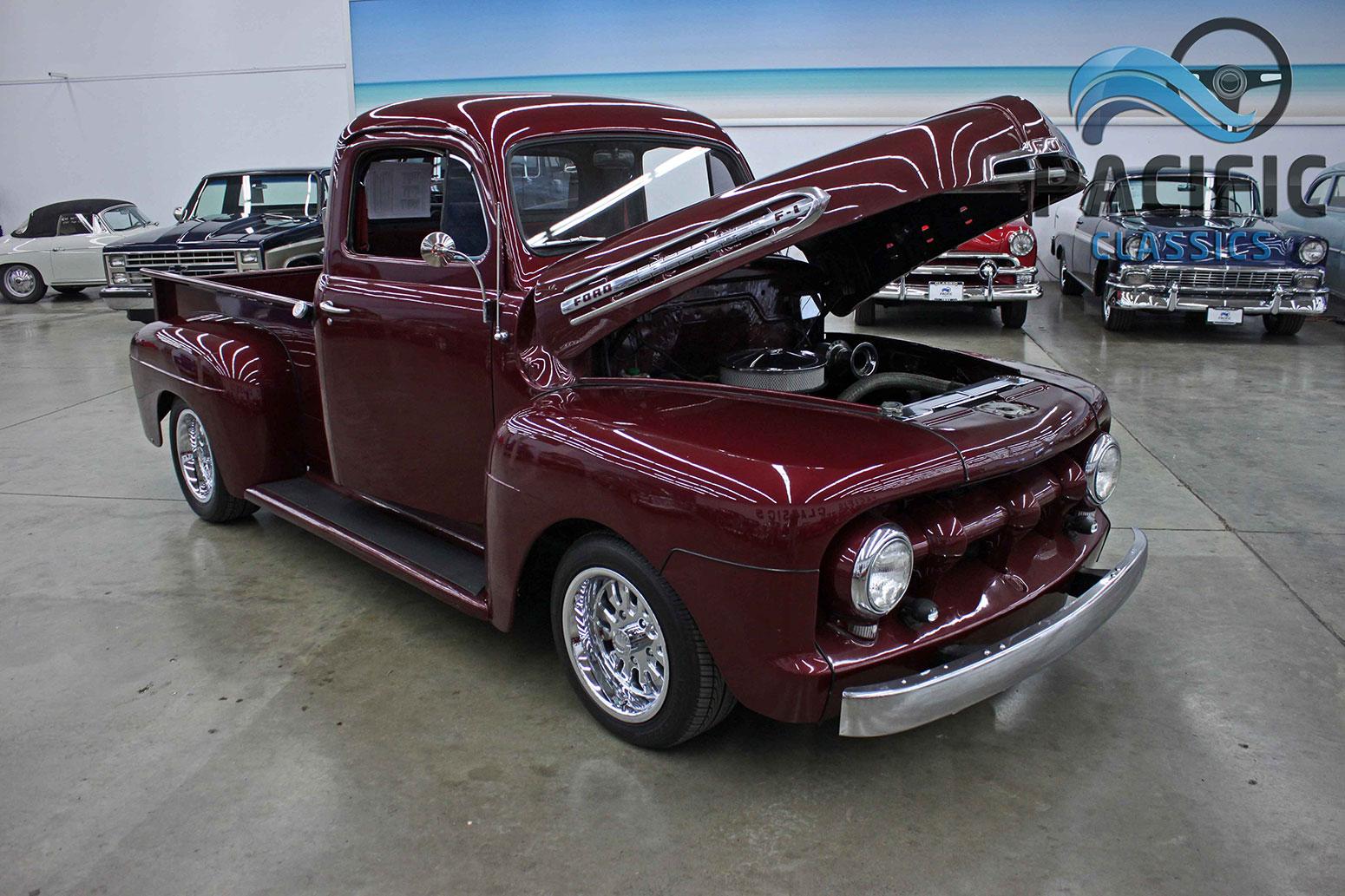 1951 Ford F1 Pickup