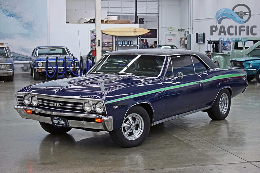 Win 1967 Chevelle