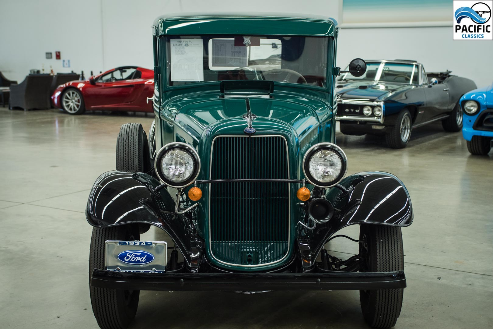 1934 Ford PU