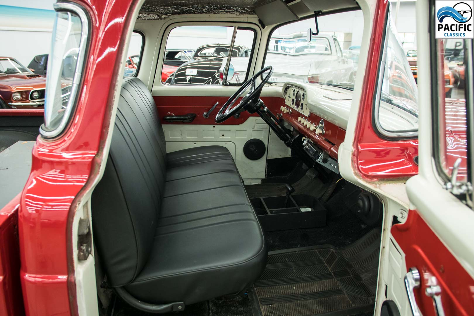 1959 Ford F100 Short Box