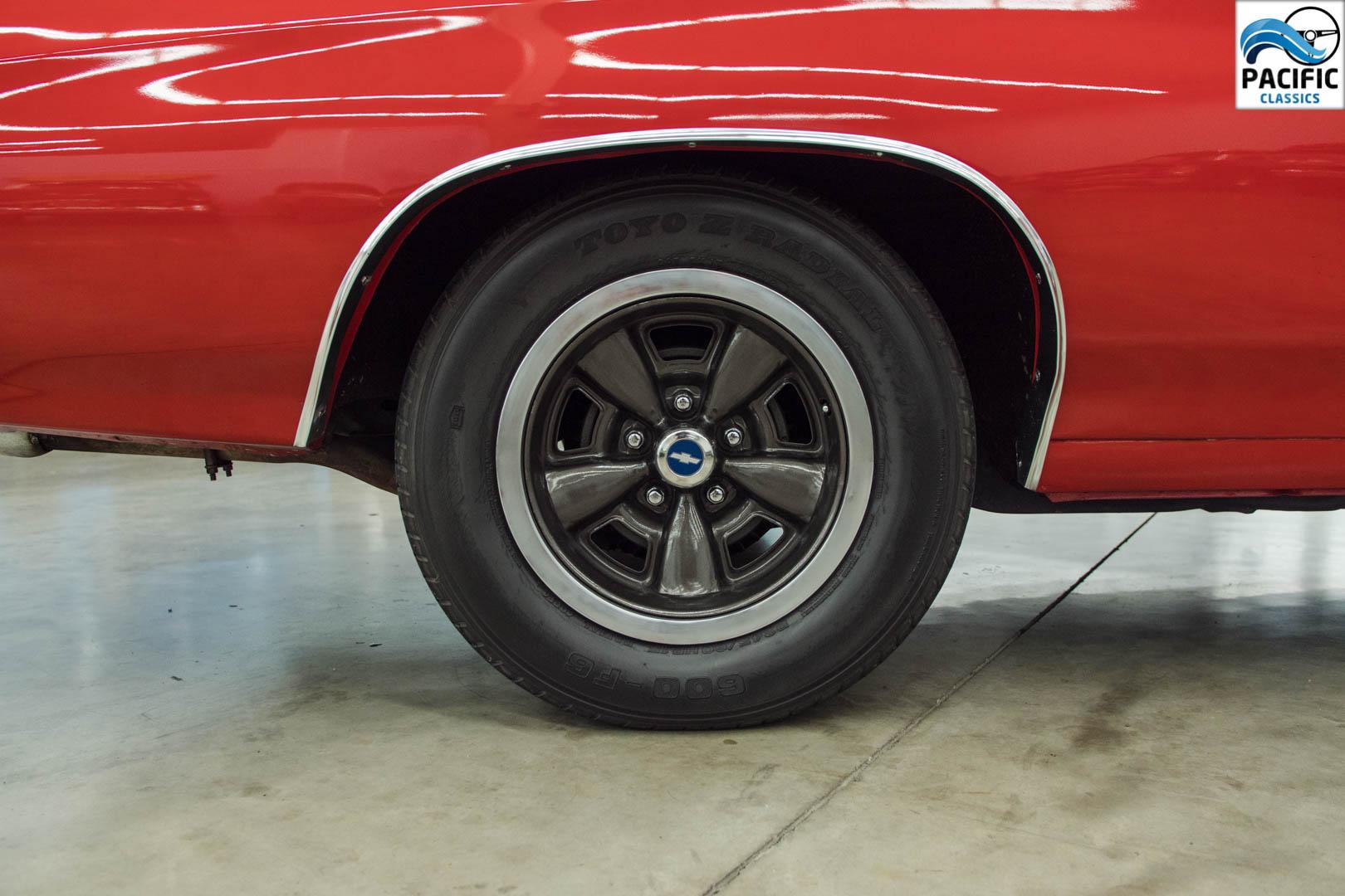 1972 Chevrolet Chevelle Convertible
