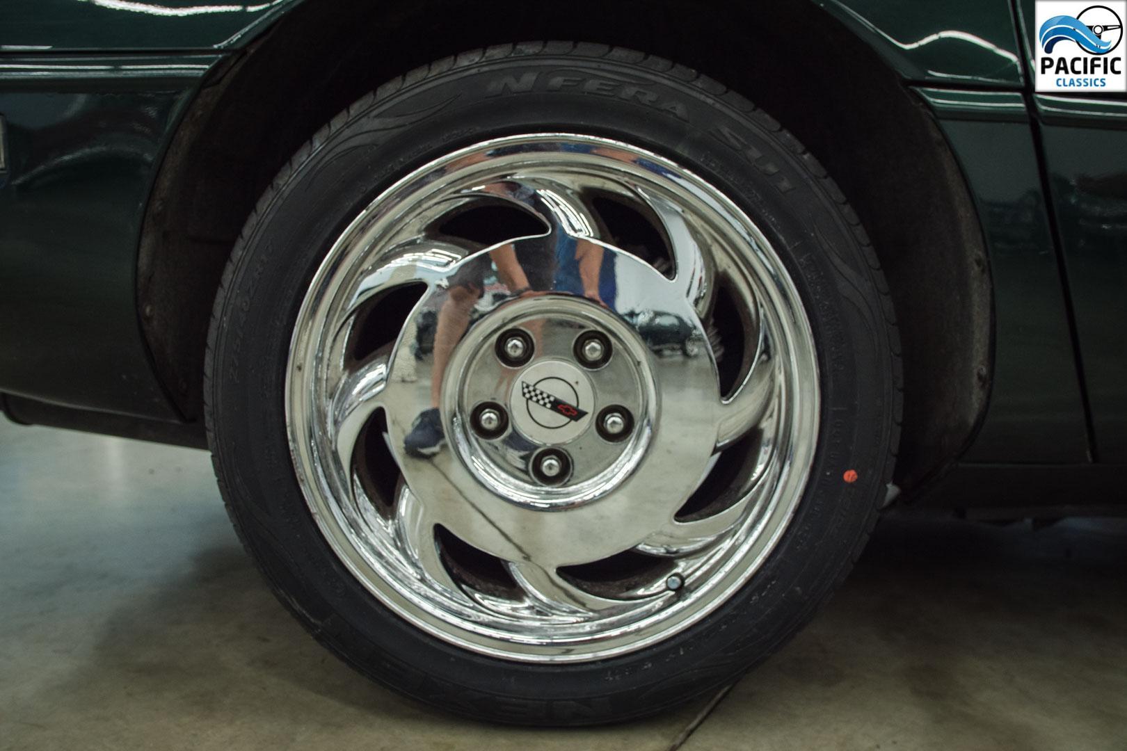 1994 Chevrolet Corvette Convertible