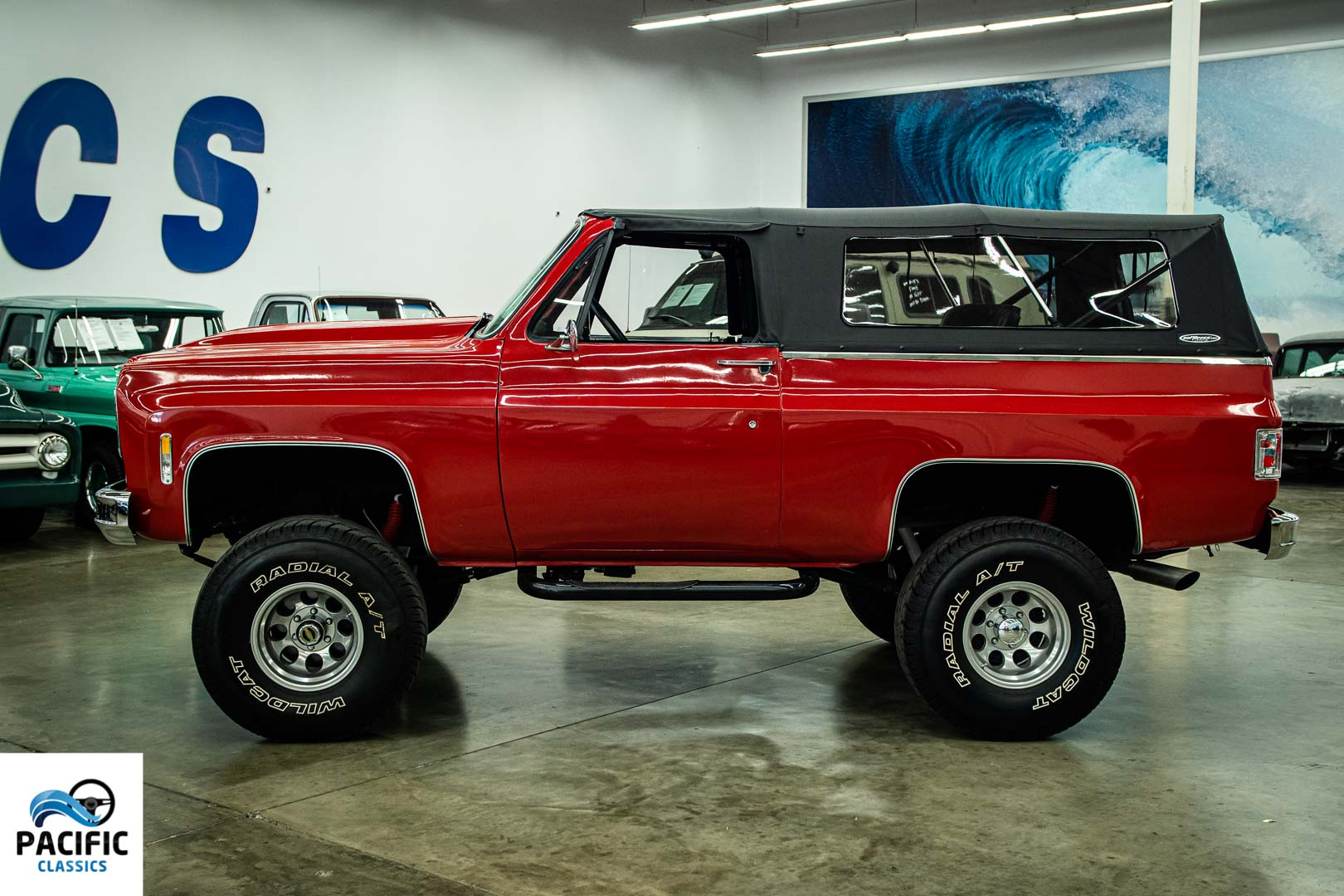 1974 GMC Jimmy