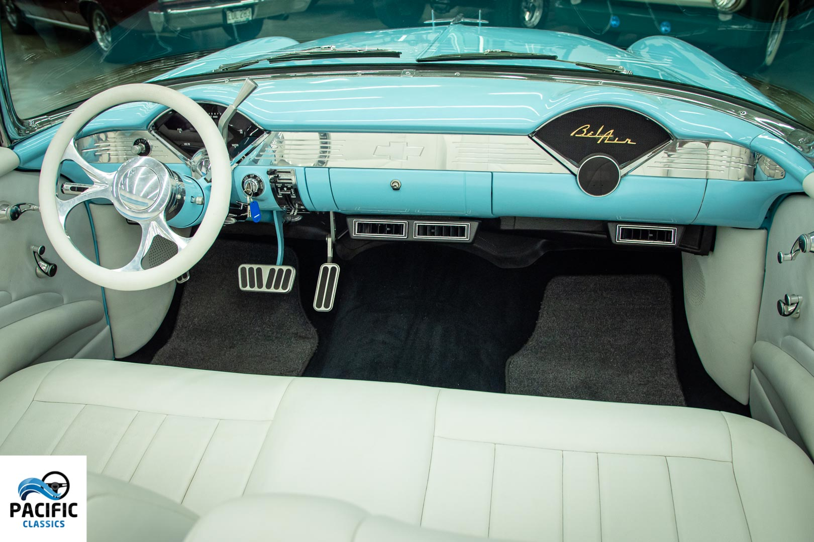 1955 Chevrolet Belair Convertible
