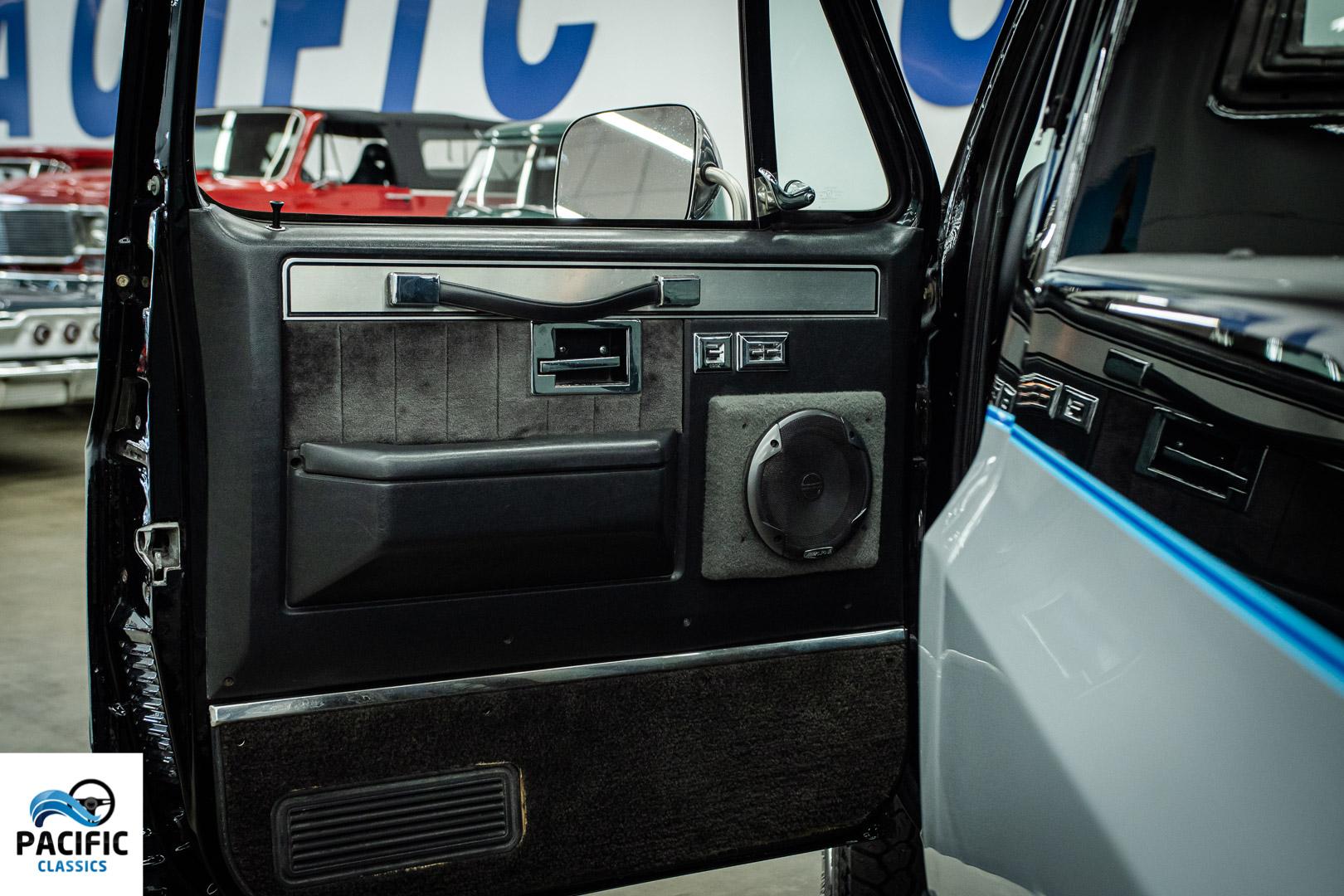 1984 Chevrolet Silverado K10