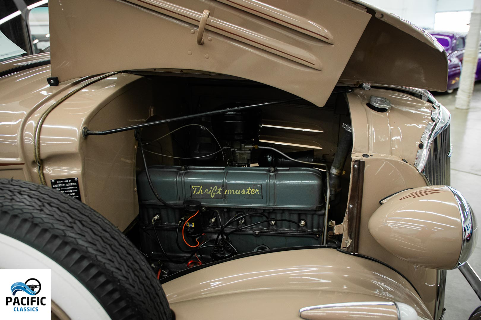 1937 Chevrolet 1/2 Ton Pickup