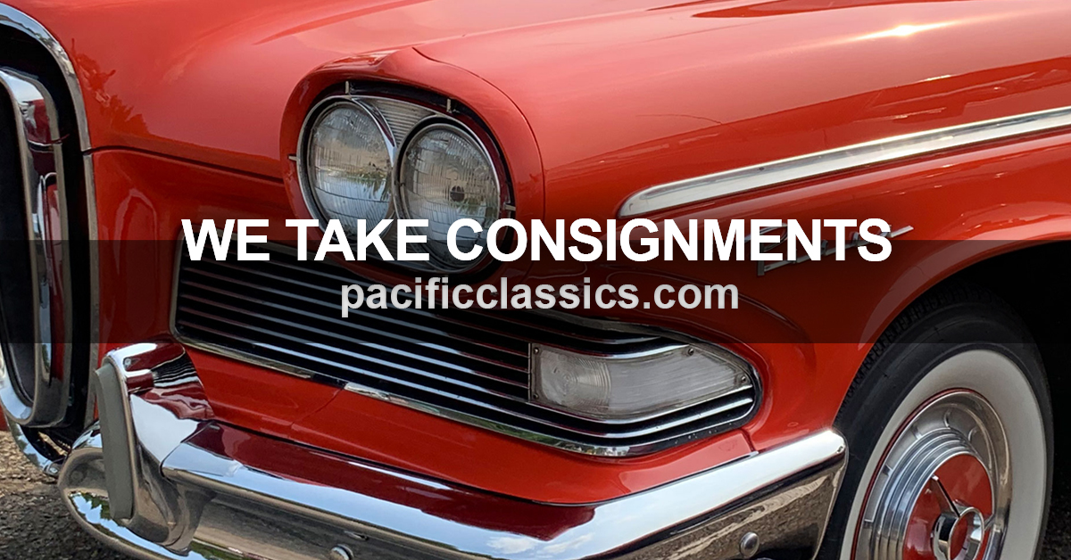 Classic Cars Consignment