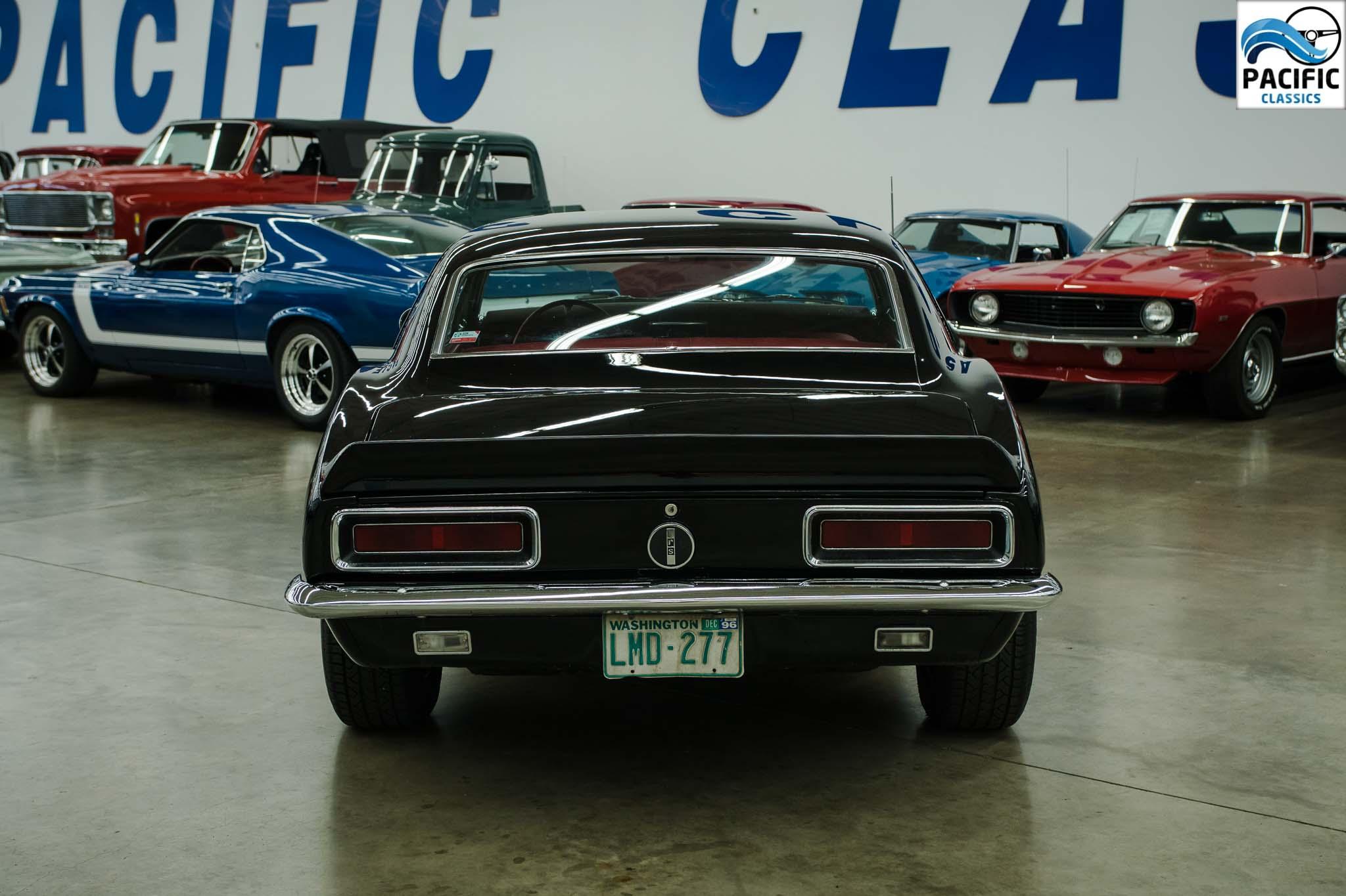 1967 Chevrolet Rally Sport Camaro