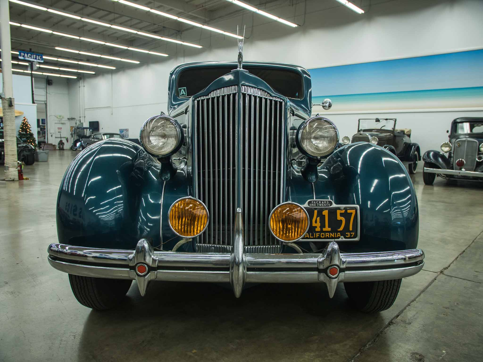 1936 Packard 120C