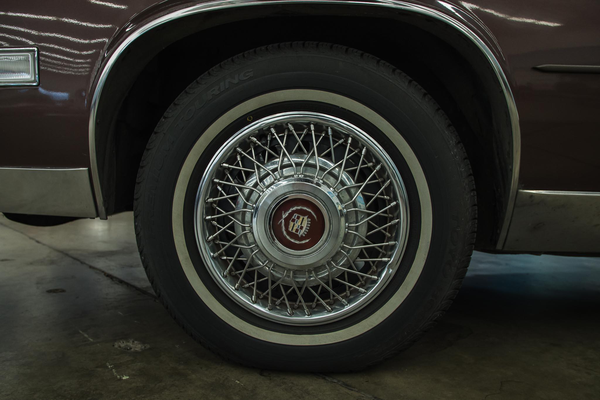 1984 Cadillac El Dorado Biarritz