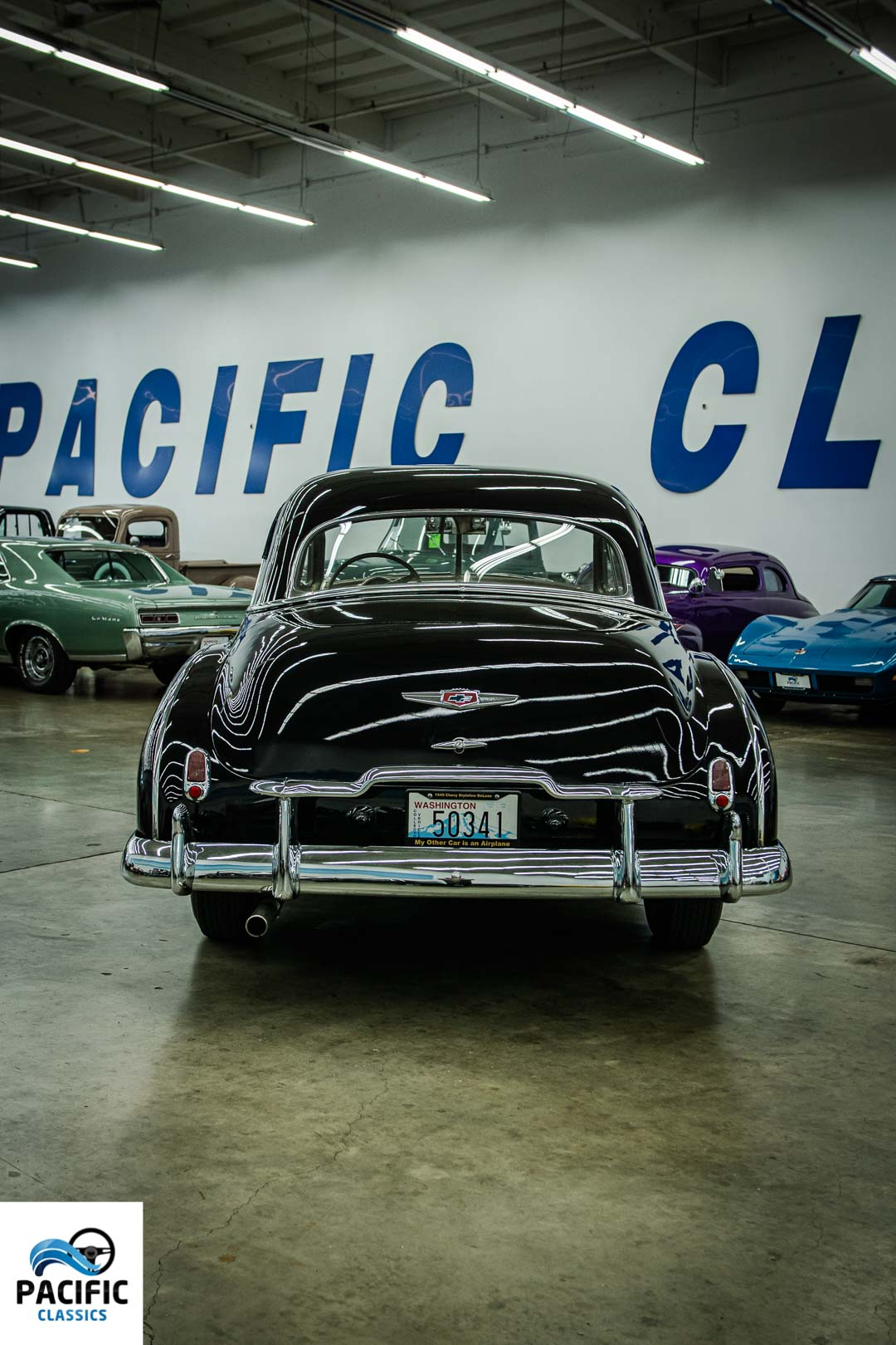 1949 Chevrolet Deluxe Sport Coupe