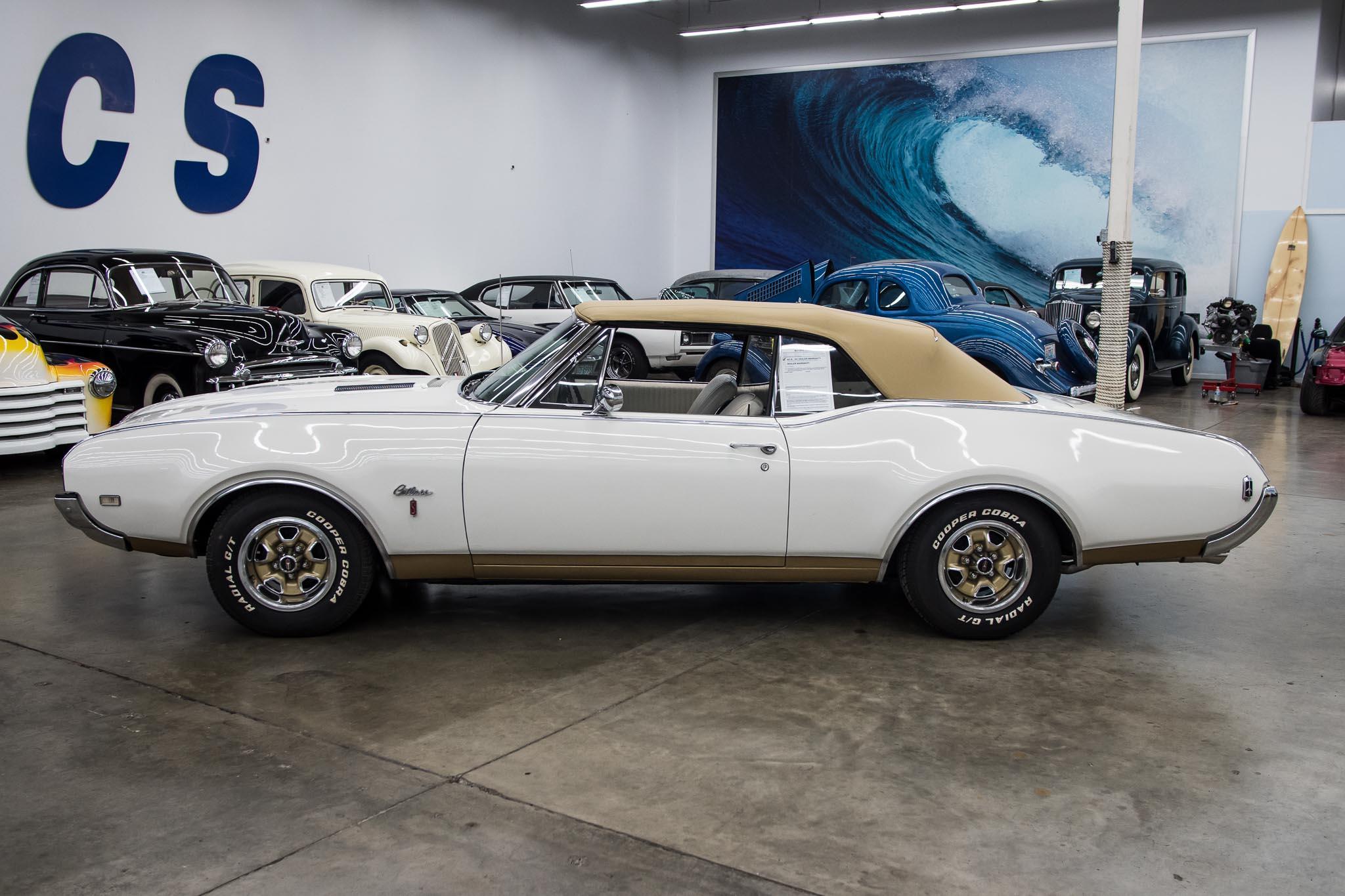 """1968 Oldsmobile Cutlass """"S"""""""