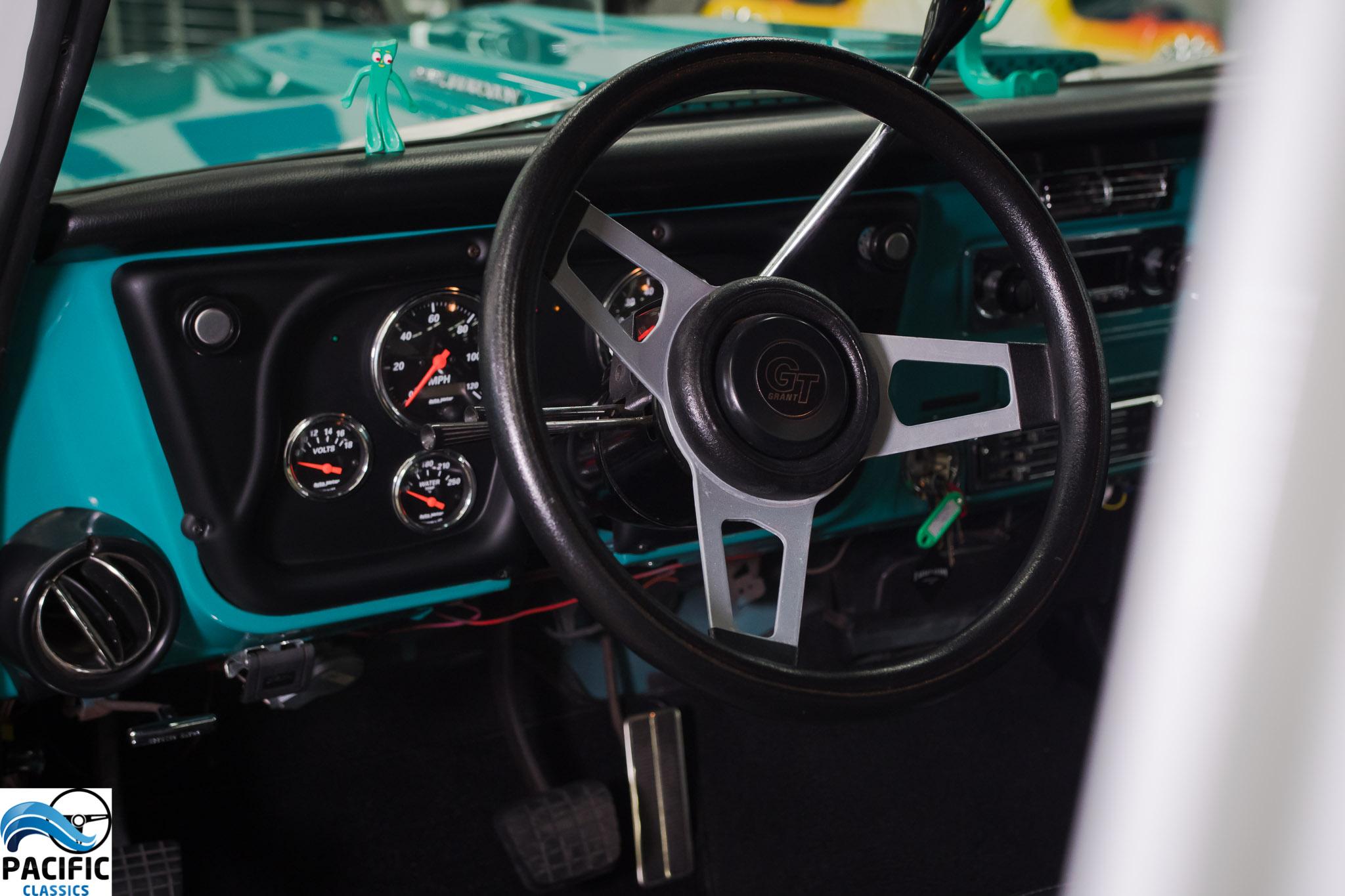 1972 Chevrolet C20 2WD