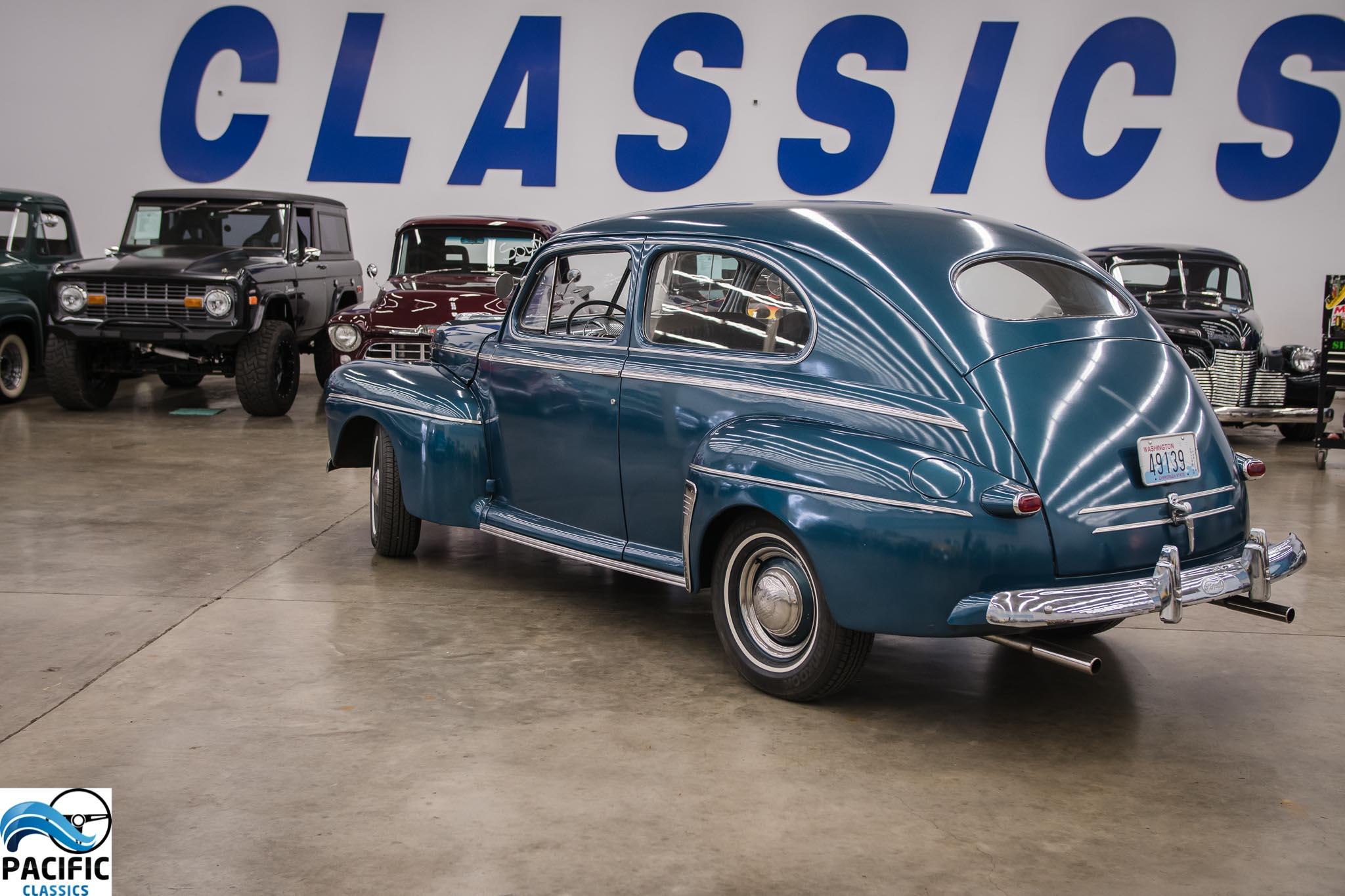 1946 Ford Deluxe Tudor