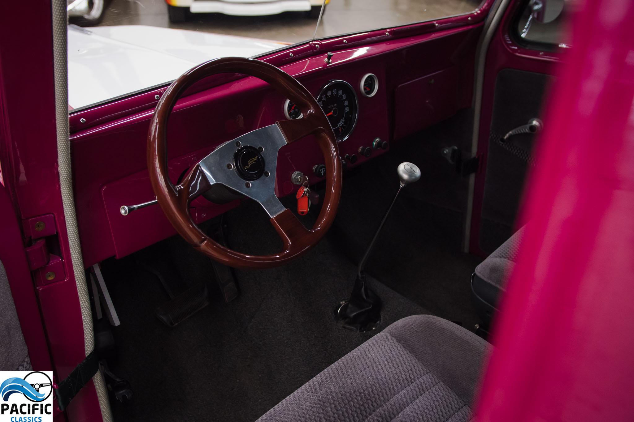 1959 Willys Custom Truck