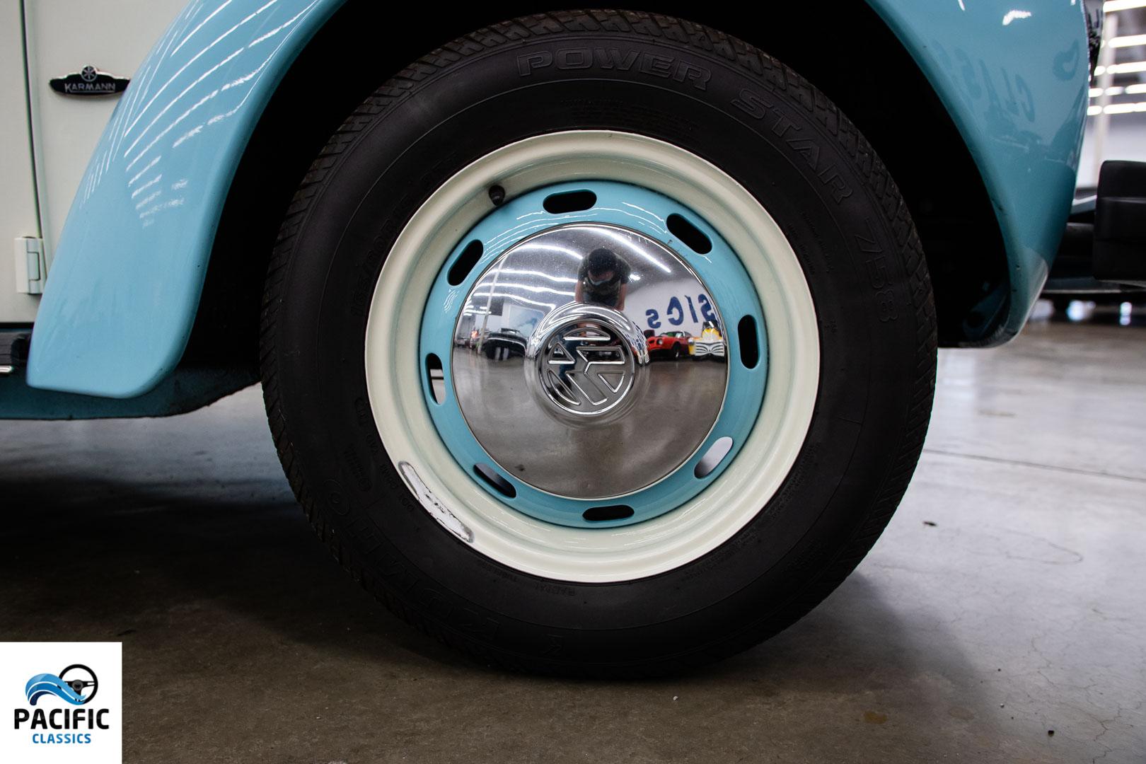 1978 VW Beetle Convertible