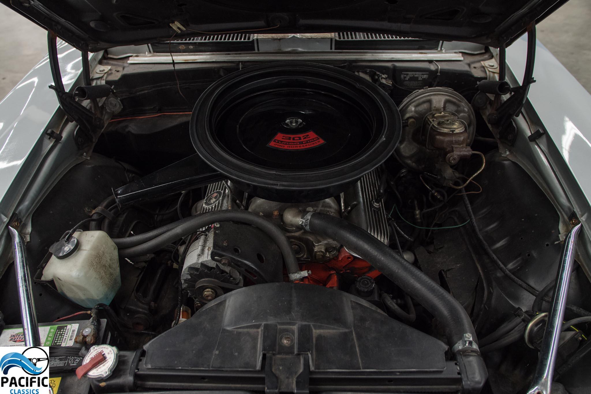 1969 Chevrolet Camaro Z28 Rally Sport