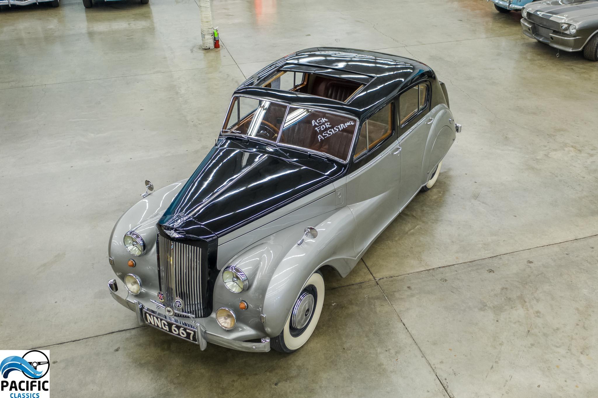 "1952 Austin A135 ""Princess"" By Vanden Plas of London"