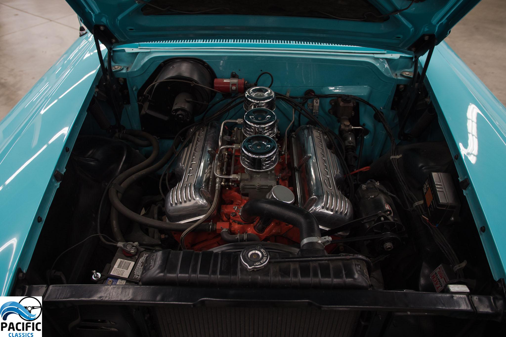 1958 Chevrolet Delray 2DR