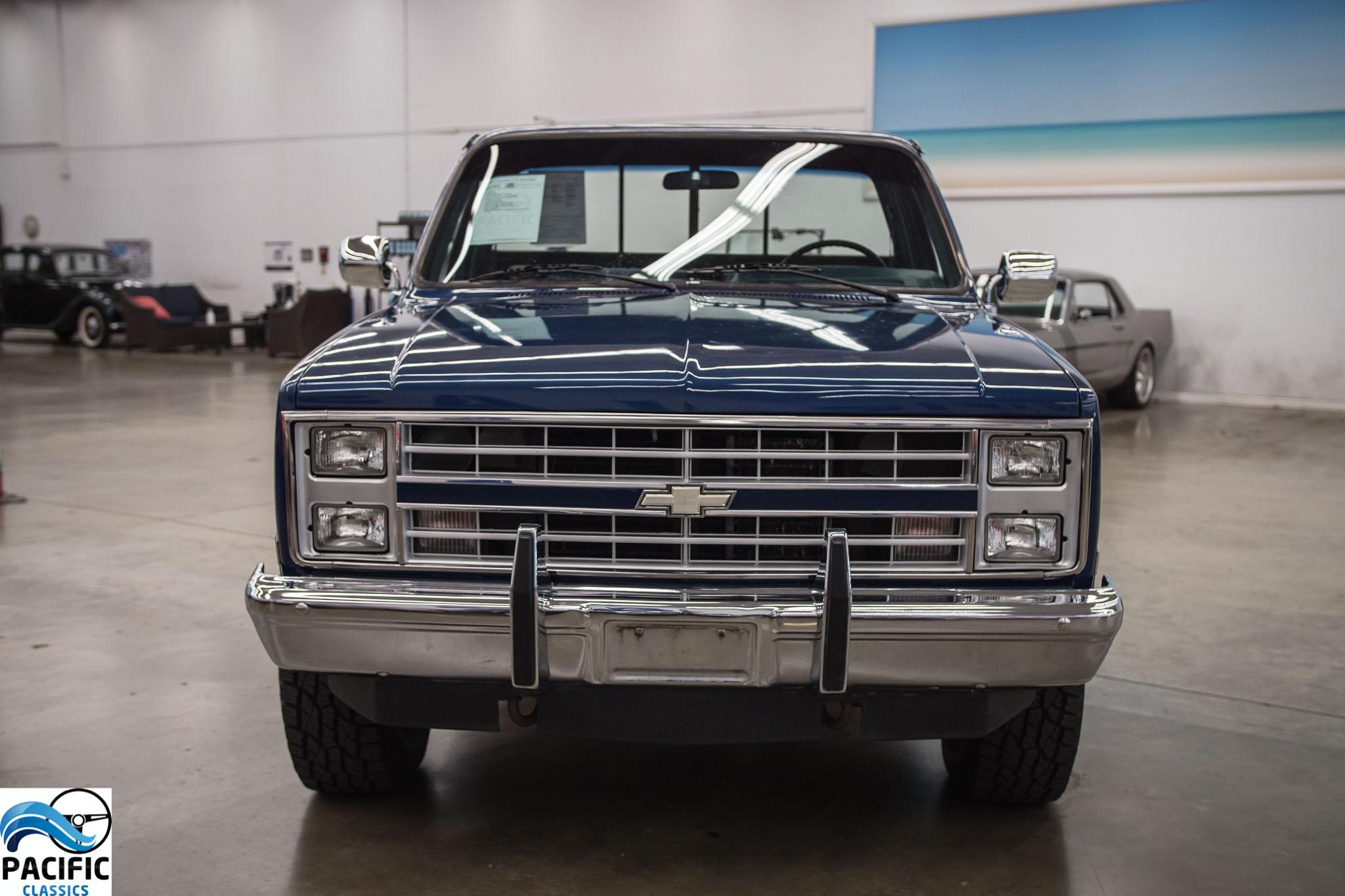 1987 Chevrolet Silverado C10