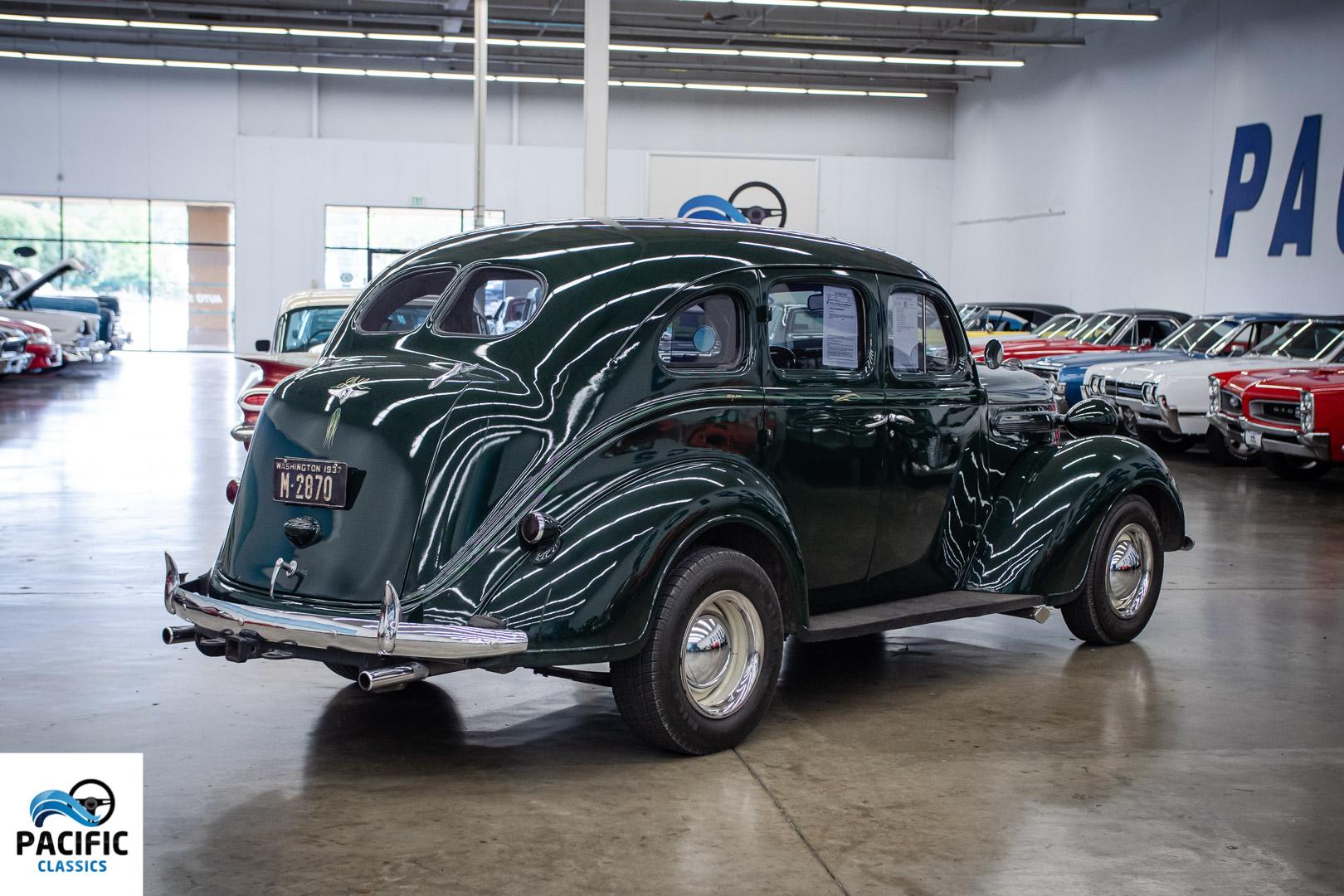 1937 Plymouth Sedan