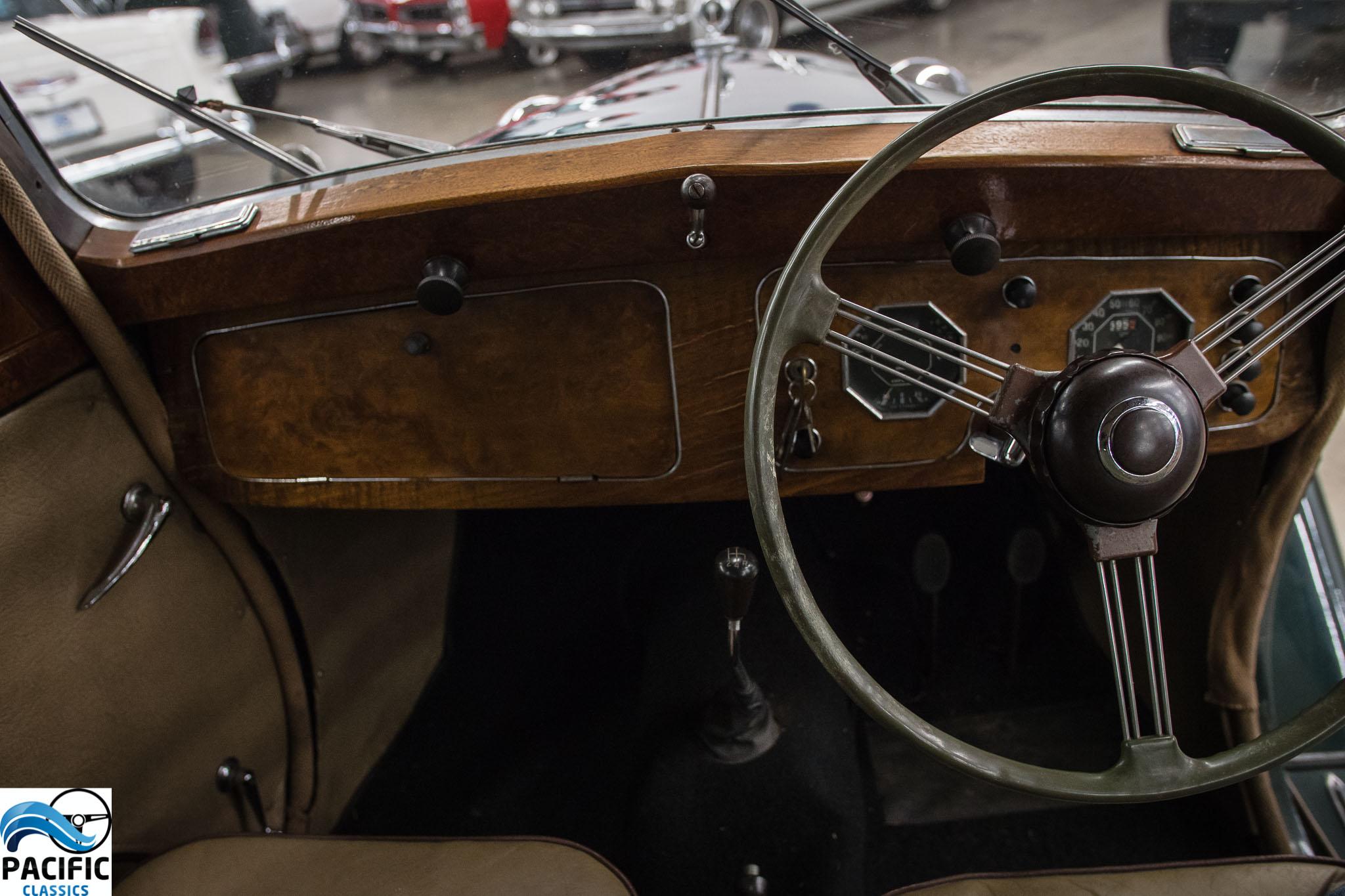 "1947 MG ""Y"" Saloon"