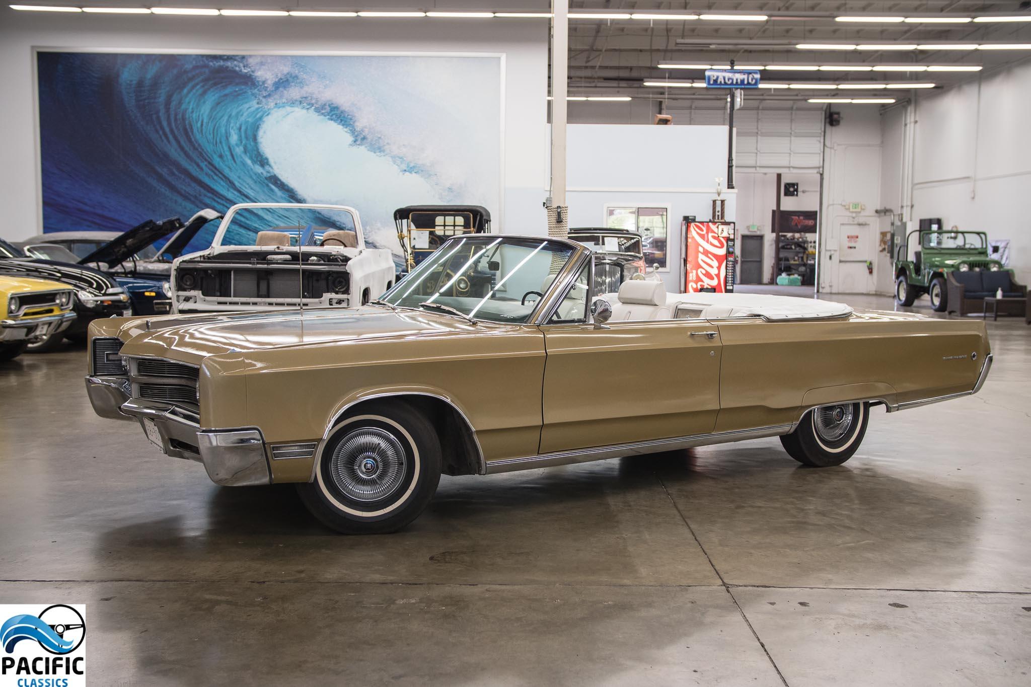 1968 Chrysler 300 Convertible