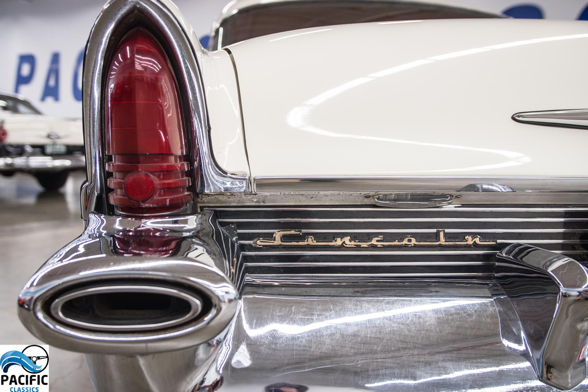 1956 Lincoln Premiere 2 Door Hardtop