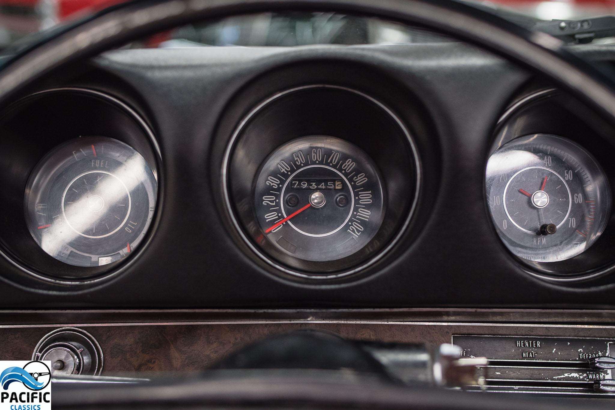 "1969 Oldsmobile Cutlass ""S"" Convertible"