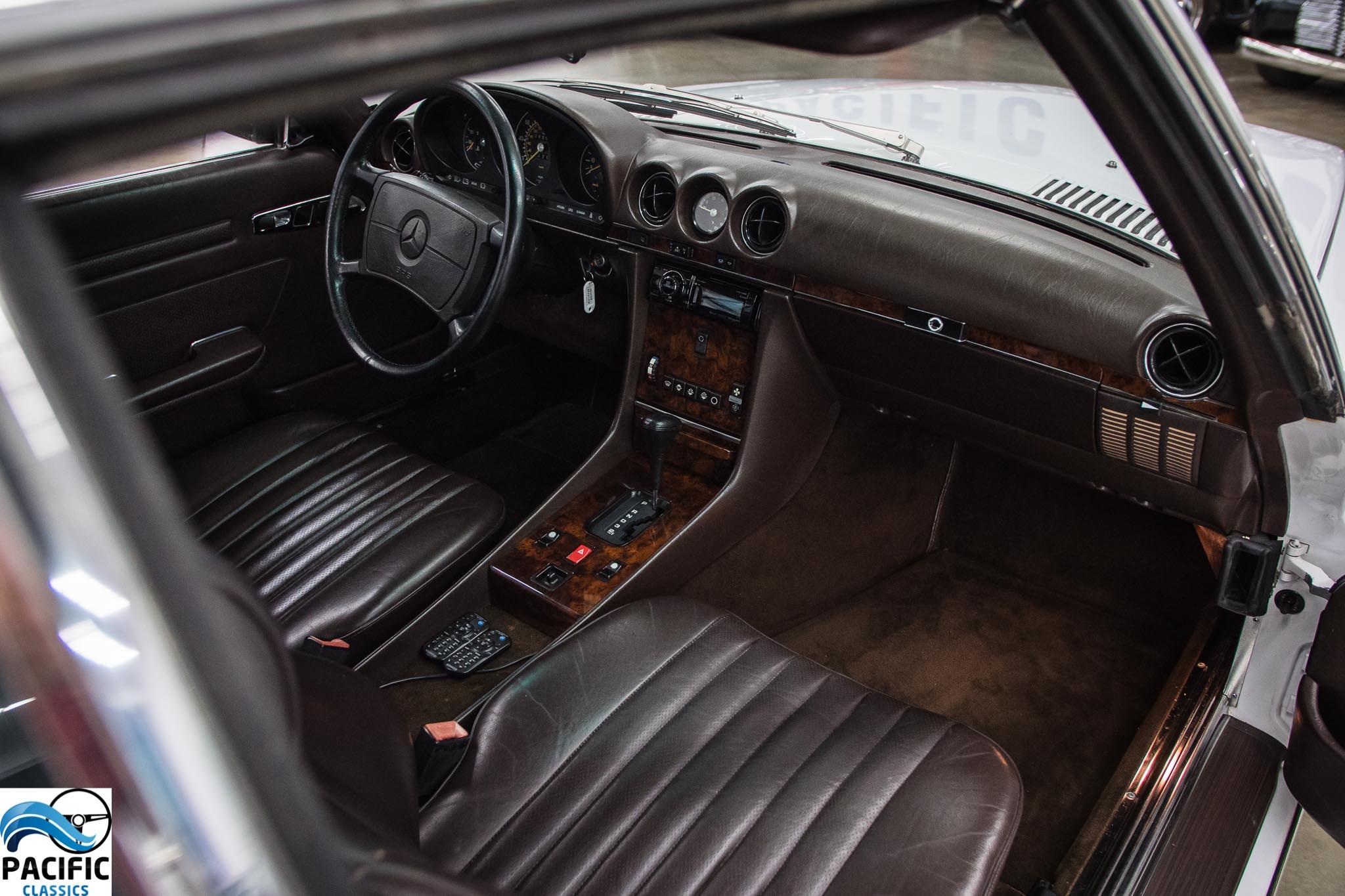 1987 Mercedes 560SL