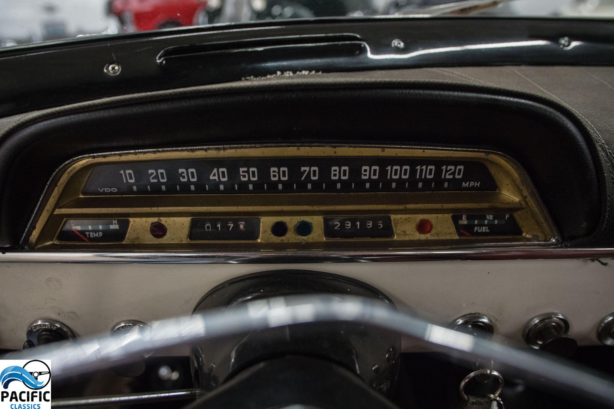 1966 Volvo 122 Wagon