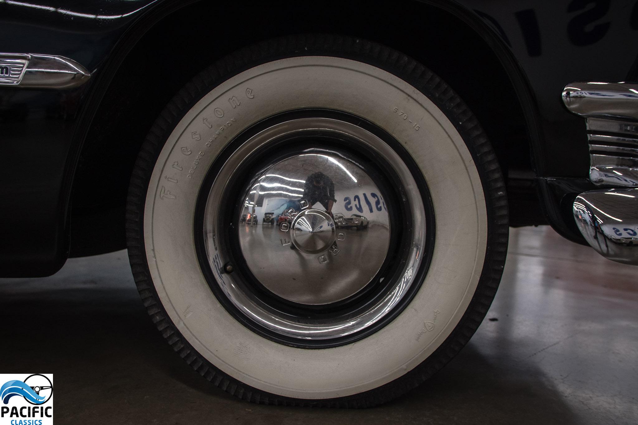1950 Ford Custom Tudor Sedan