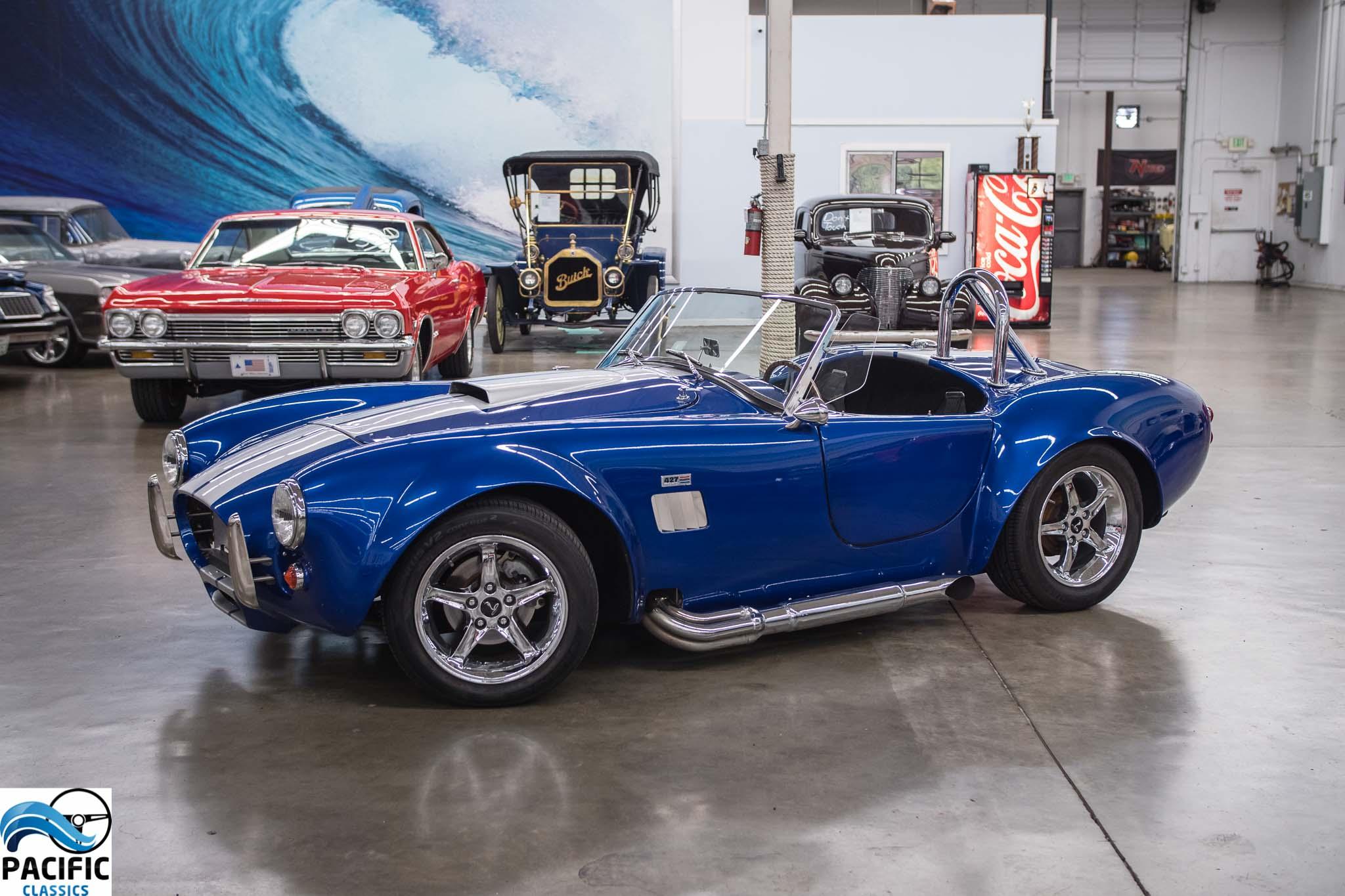 2001 Factory Five Cobra Replica