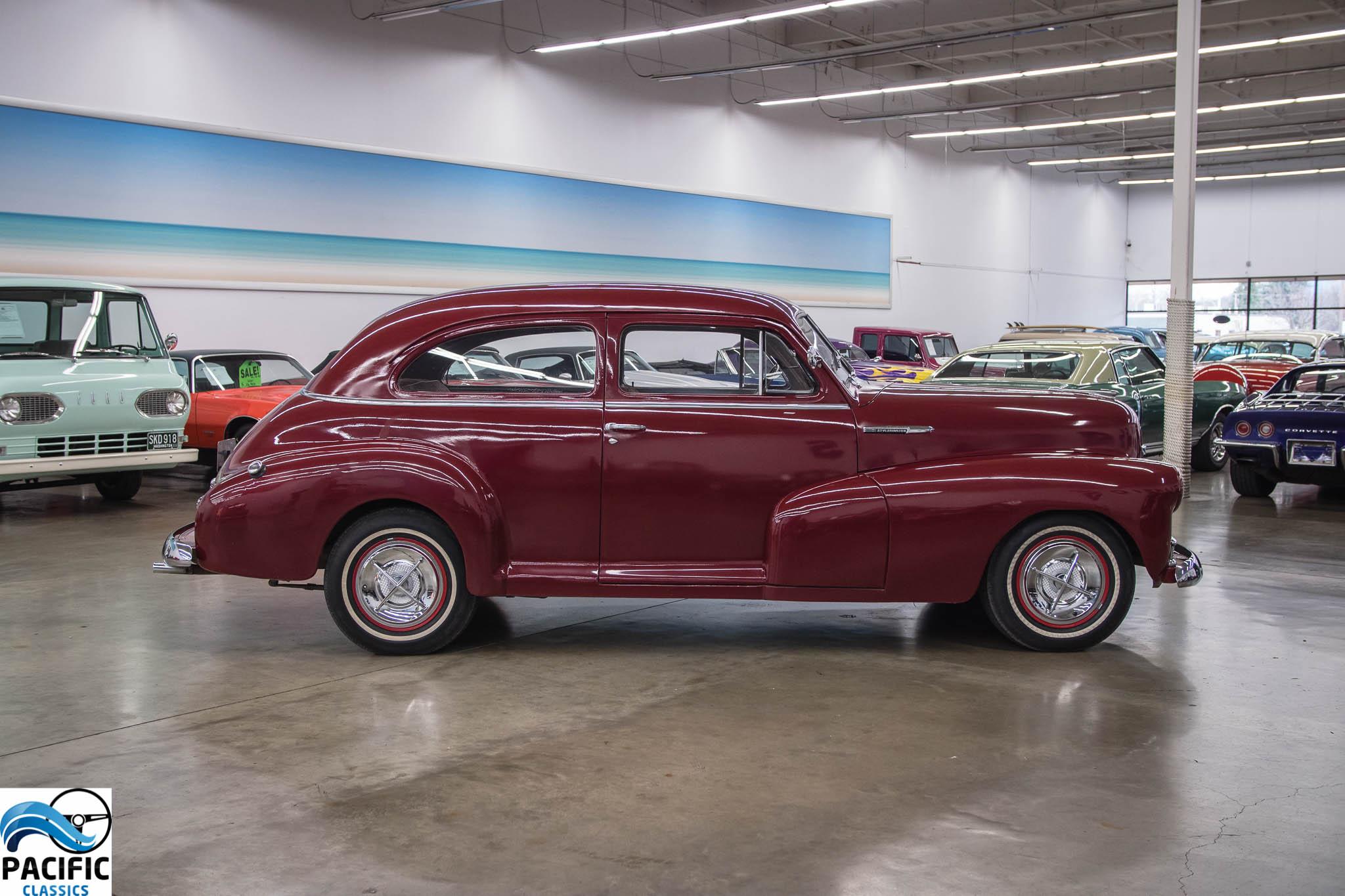 1948 Chevy Stylemaster Sedan