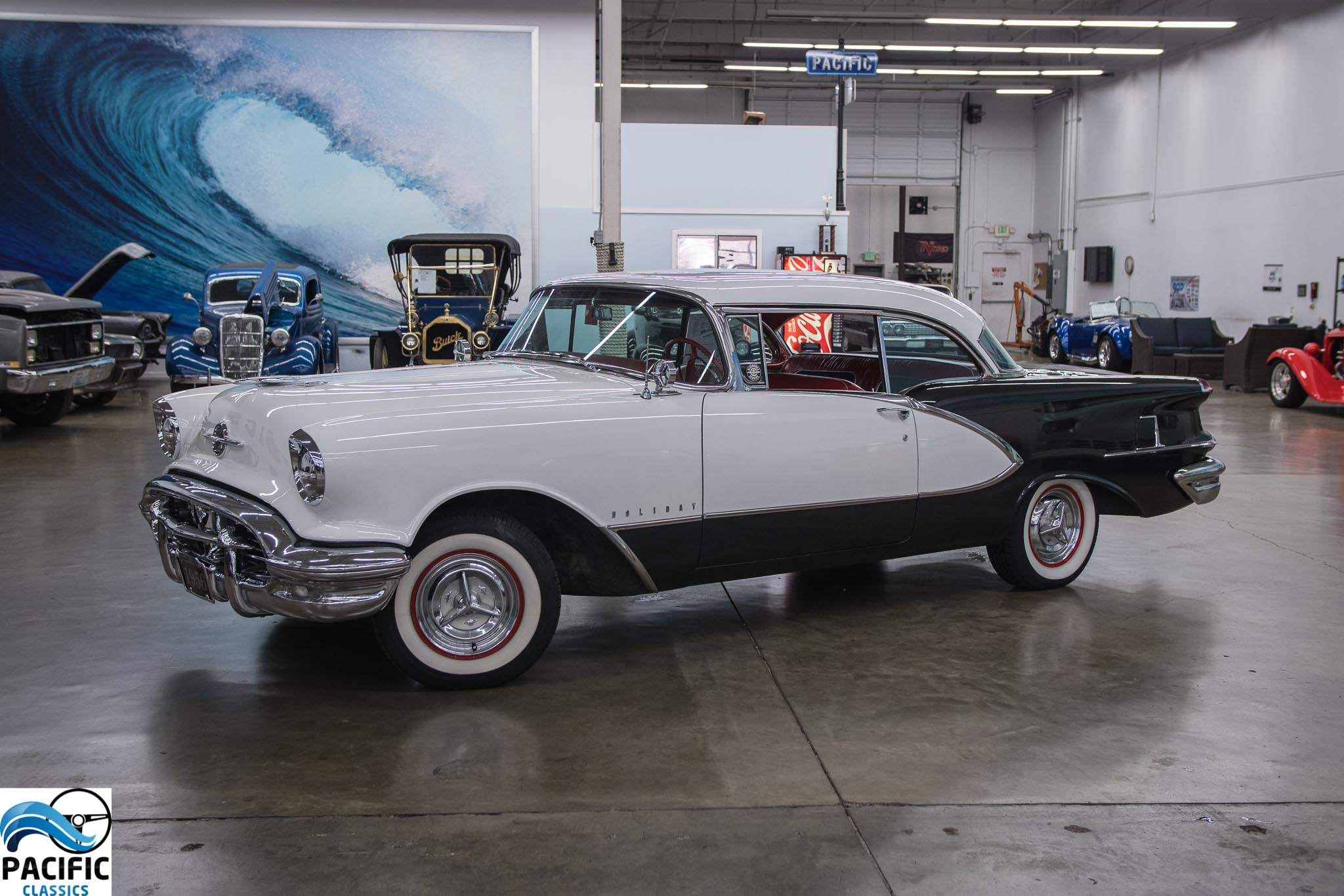1956 Oldsmobile Holiday 98 Coupe