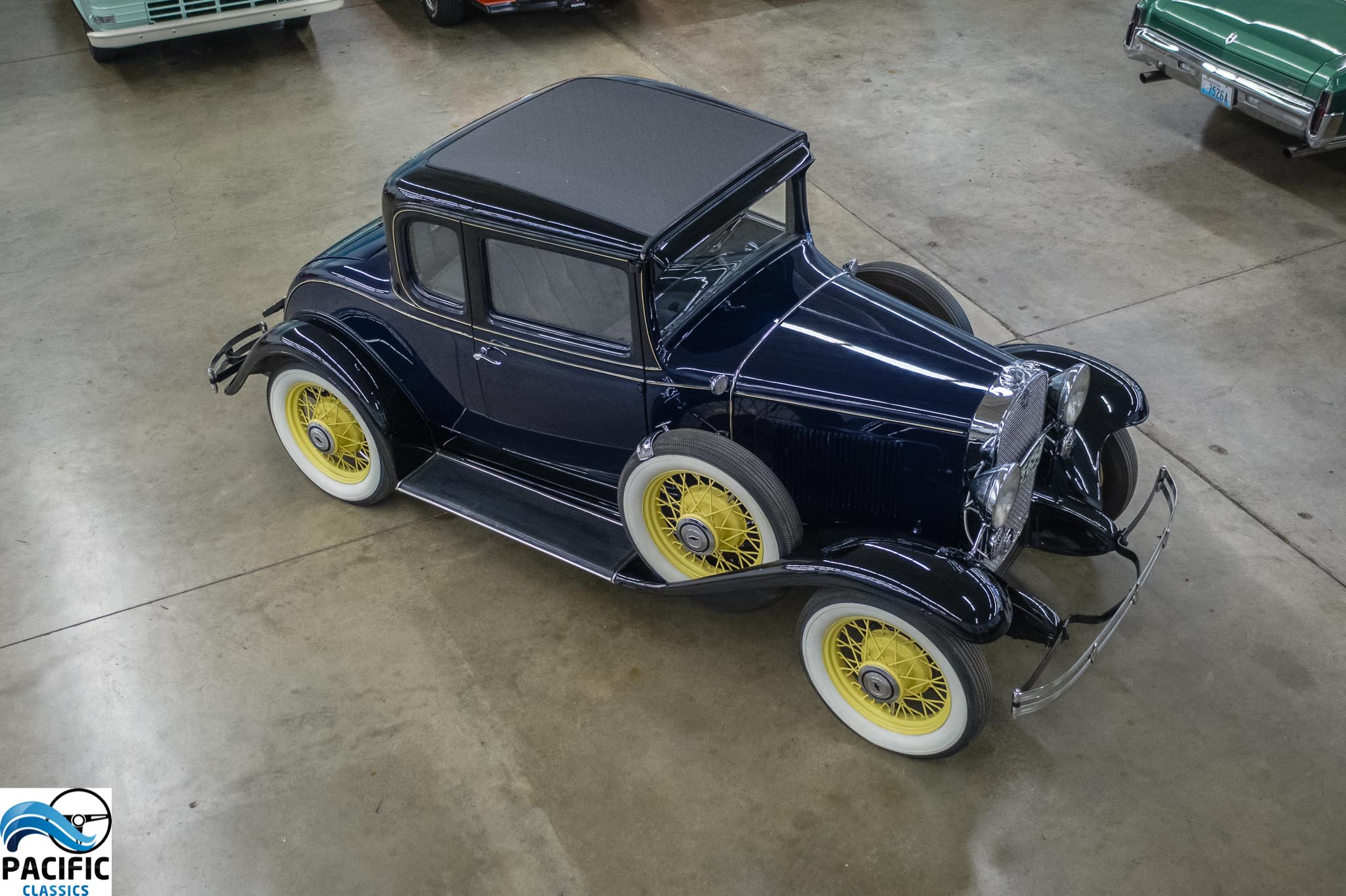 1931 Chevrolet Independence Coupe