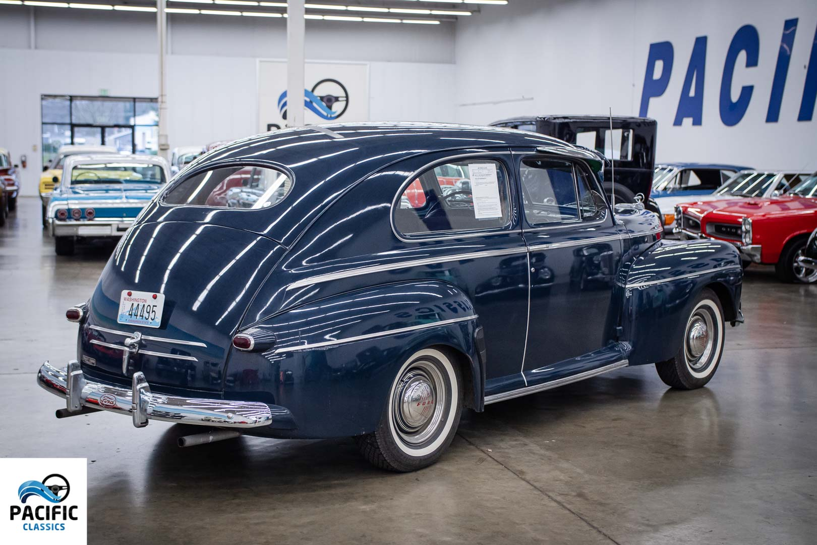1946 Ford Tudor Deluxe