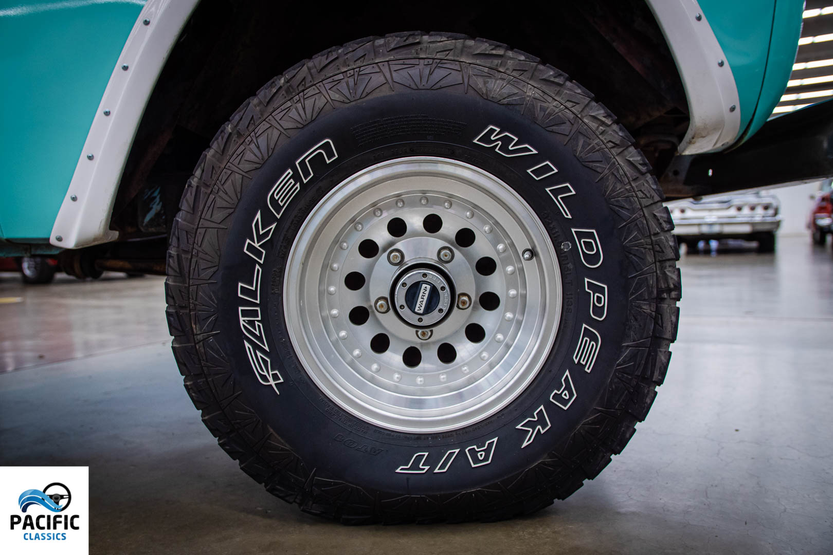 1975 Ford Bronco 4×4