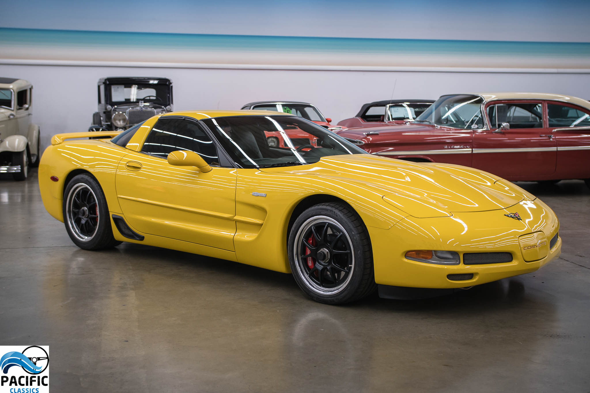 2002 Chevrolet Corvette Supercharged
