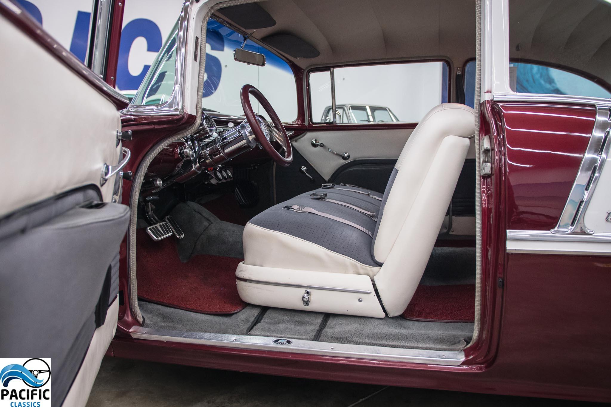 1955 Chevrolet BelAir 2DR Sedan