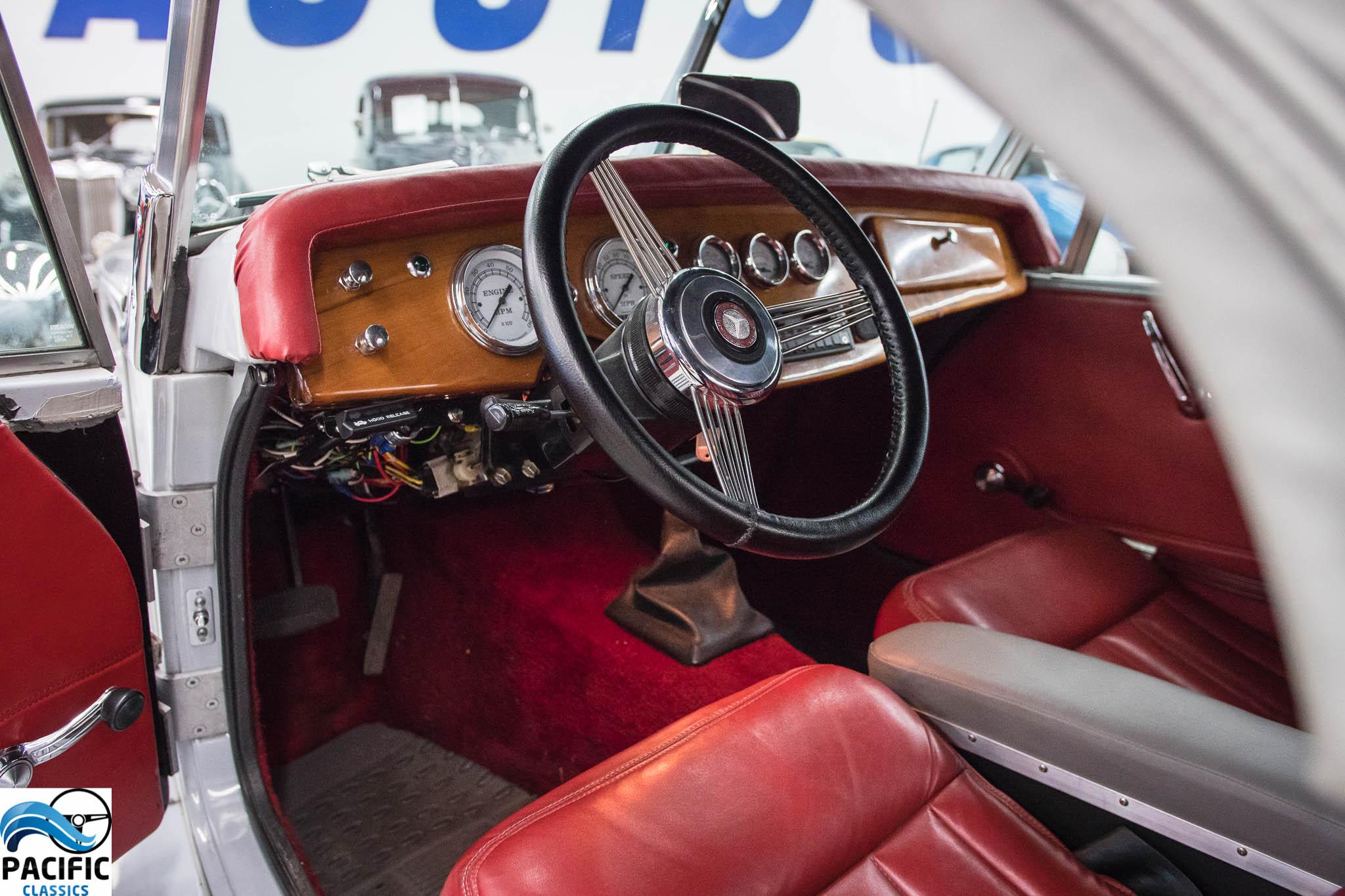"1989 Classic Roadsters LTD. ""MARLENE"""