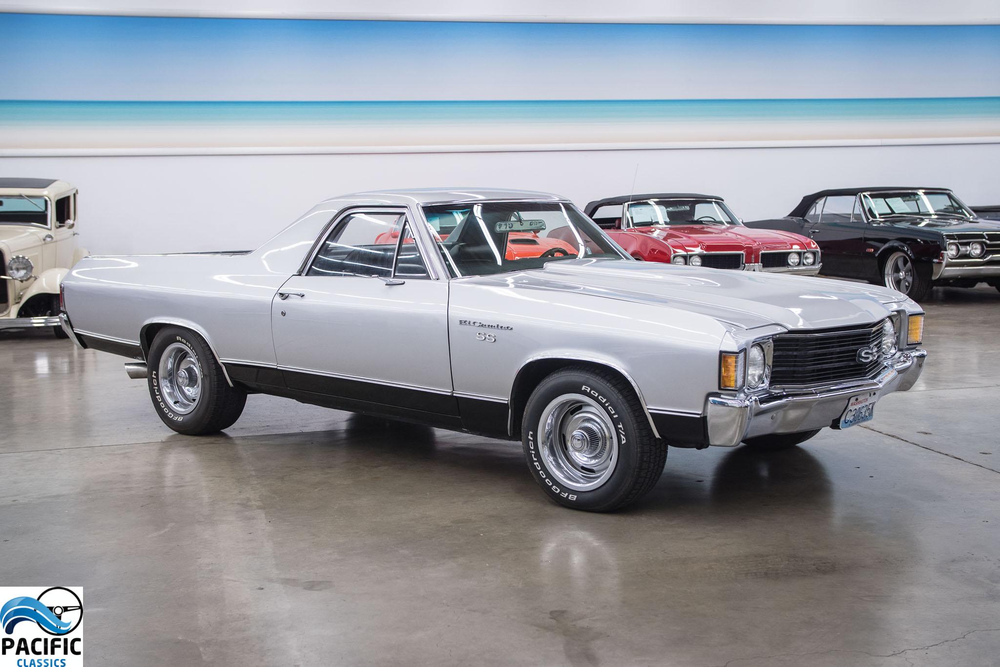 1972 Chevrolet El Camino SS Clone